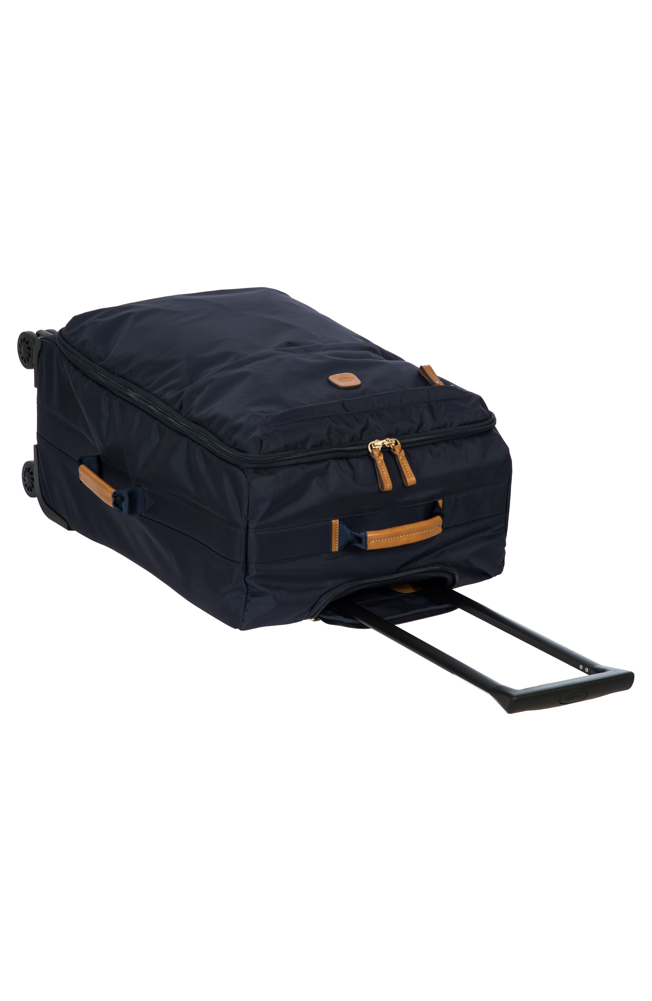X-Bag 25-Inch Spinner Suitcase,                             Alternate thumbnail 8, color,                             Navy