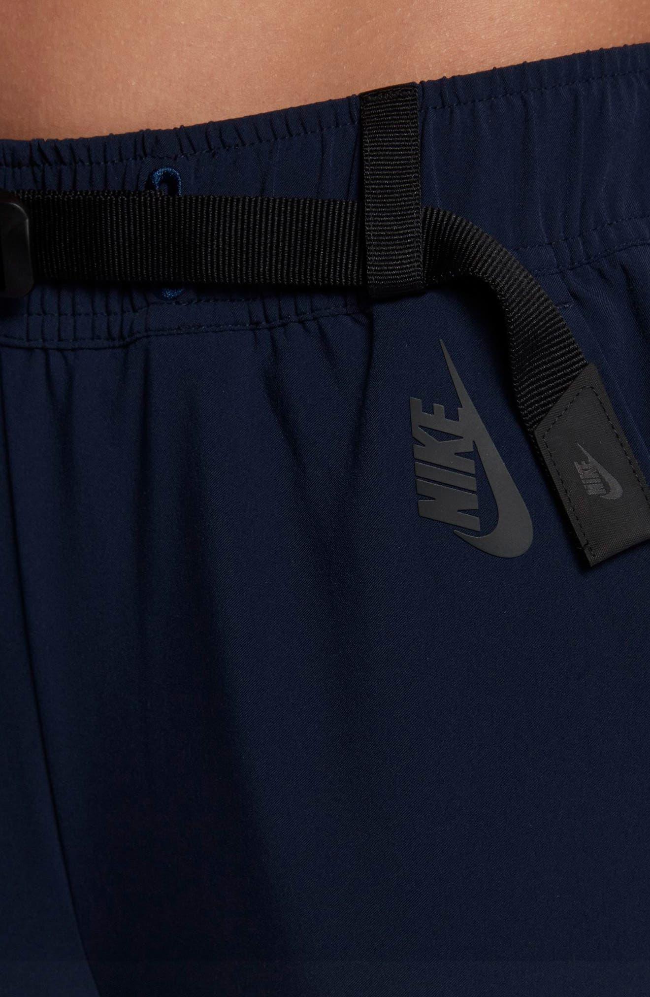 Alternate Image 4  - Nike NikeLab Essentials Women's Stretch Woven Pants