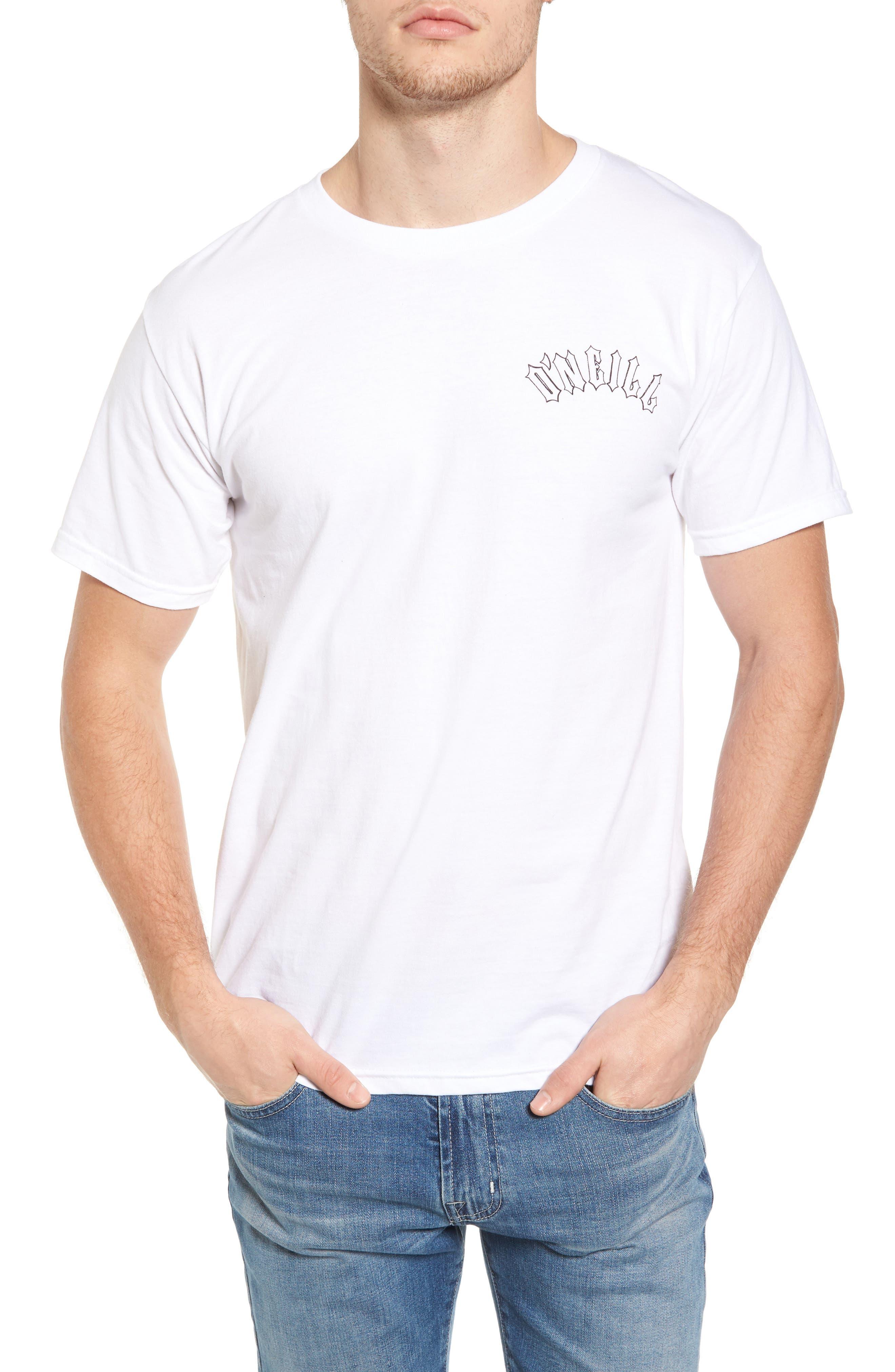 Main Image - O'Neill Titan Graphic T-Shirt