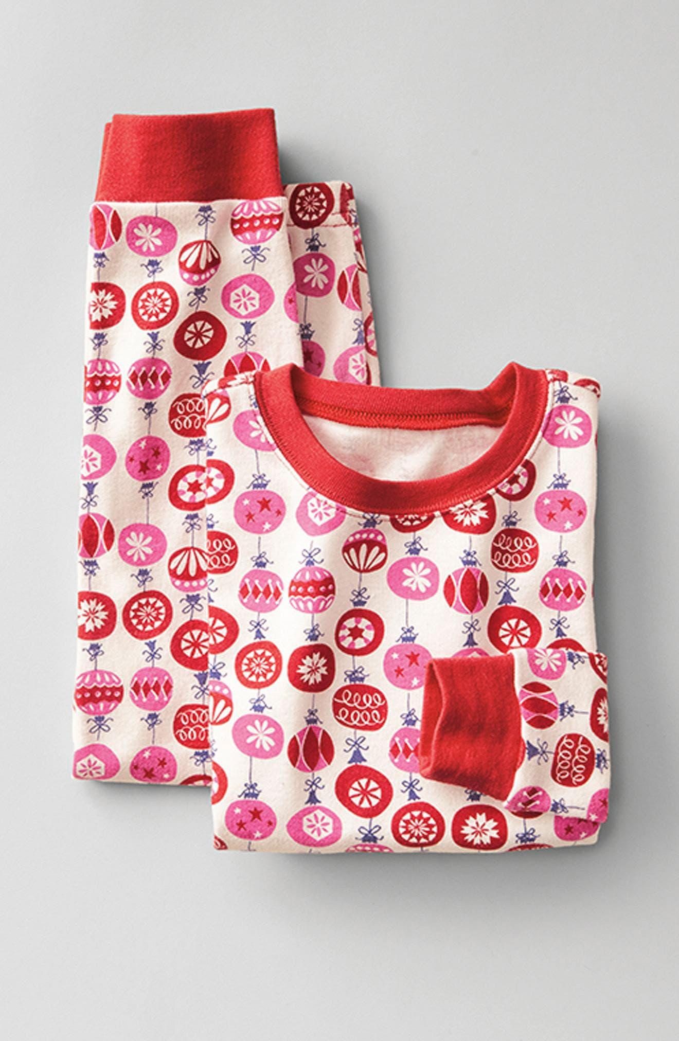 Alternate Image 4  - Tucker + Tate Fitted Two-Piece Pajamas (Toddler Girls, Little Girls & Big Girls)