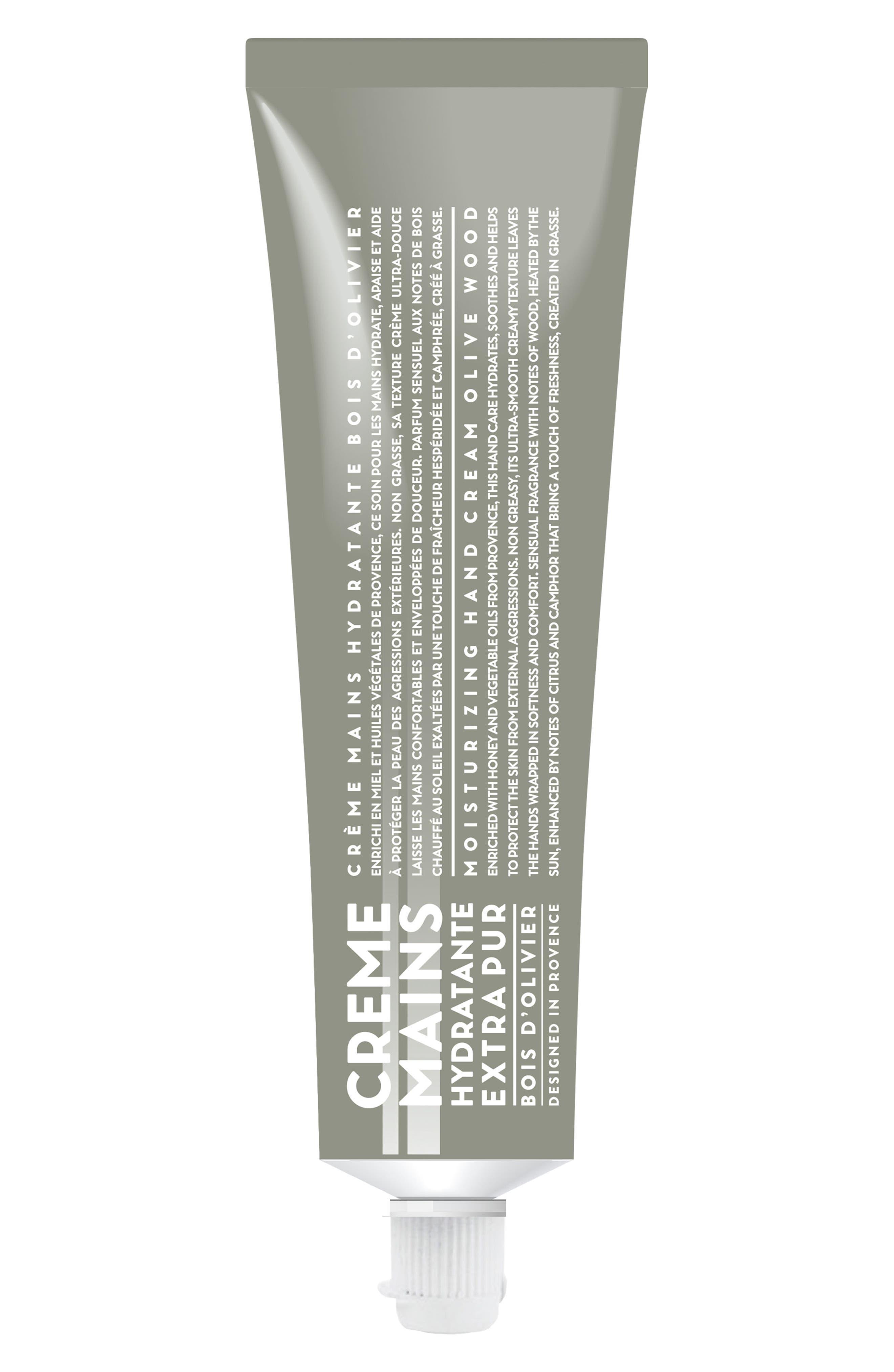 COMPAGNIE DE PROVENCE Olive Wood Moisturizing Hand Cream