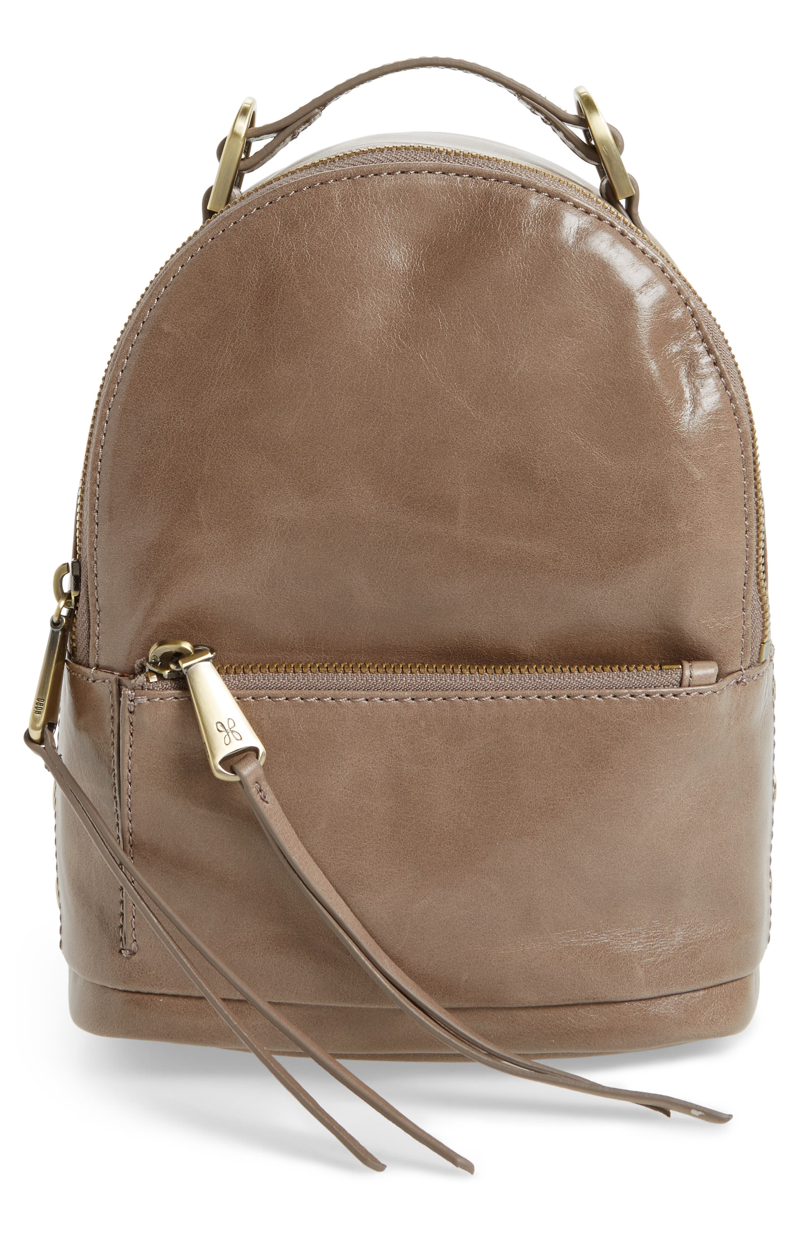 Hobo Revel Convertible Leather Backpack