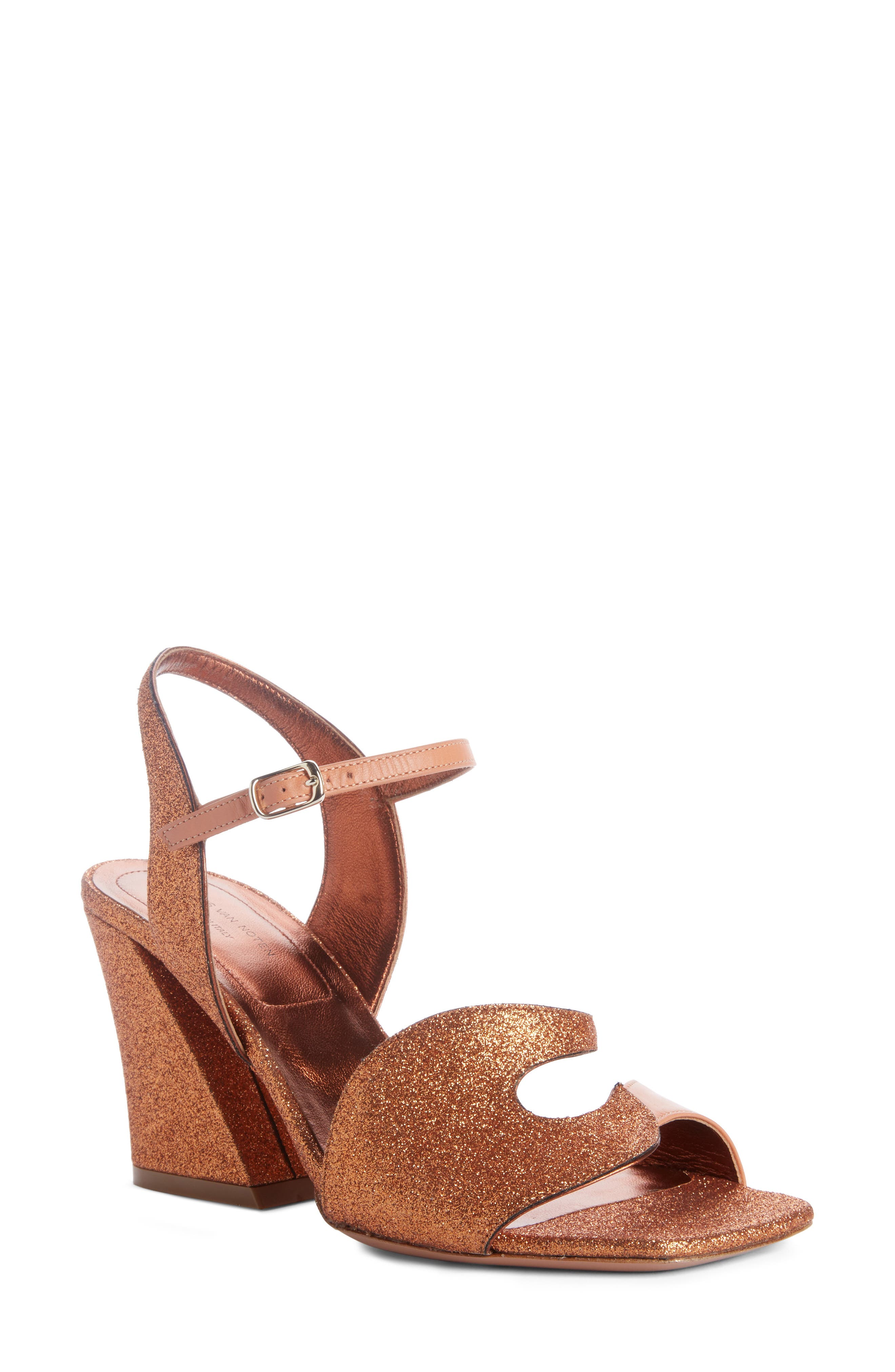 Dries Van Noten Ankle Strap Sandal (Women)