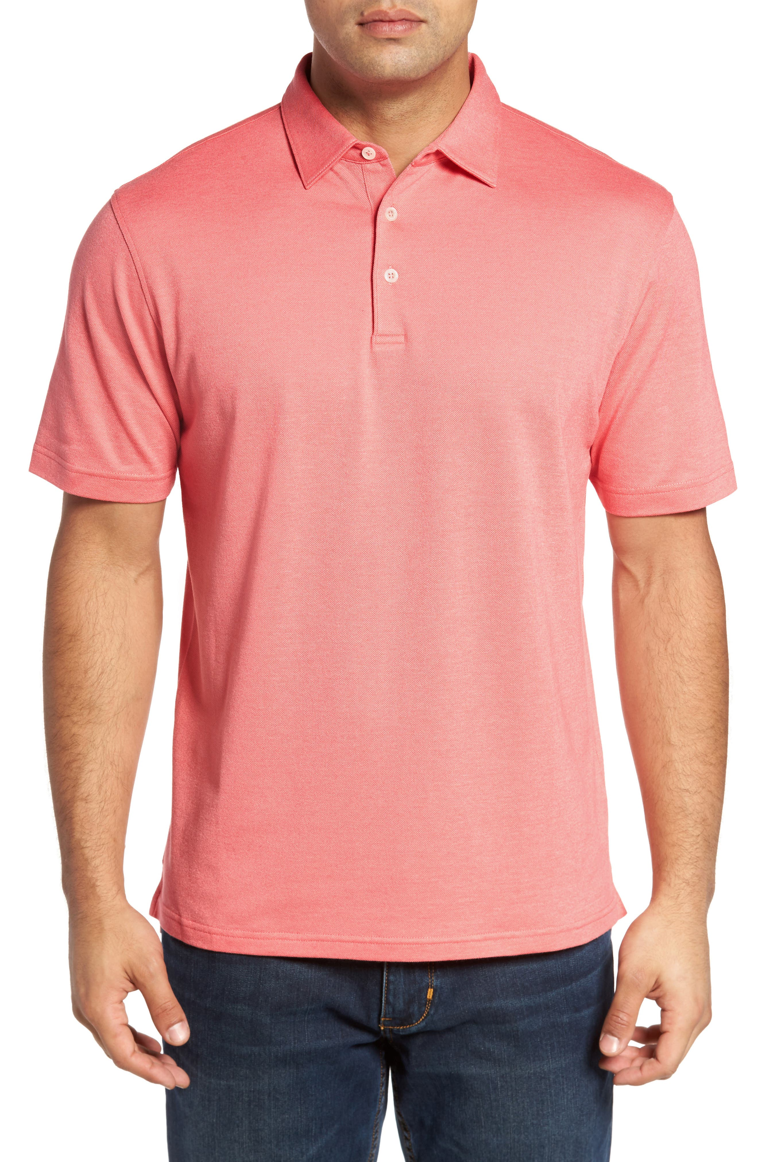 Alternate Image 1 Selected - Peter Millar Collection The Perfect Piqué Polo