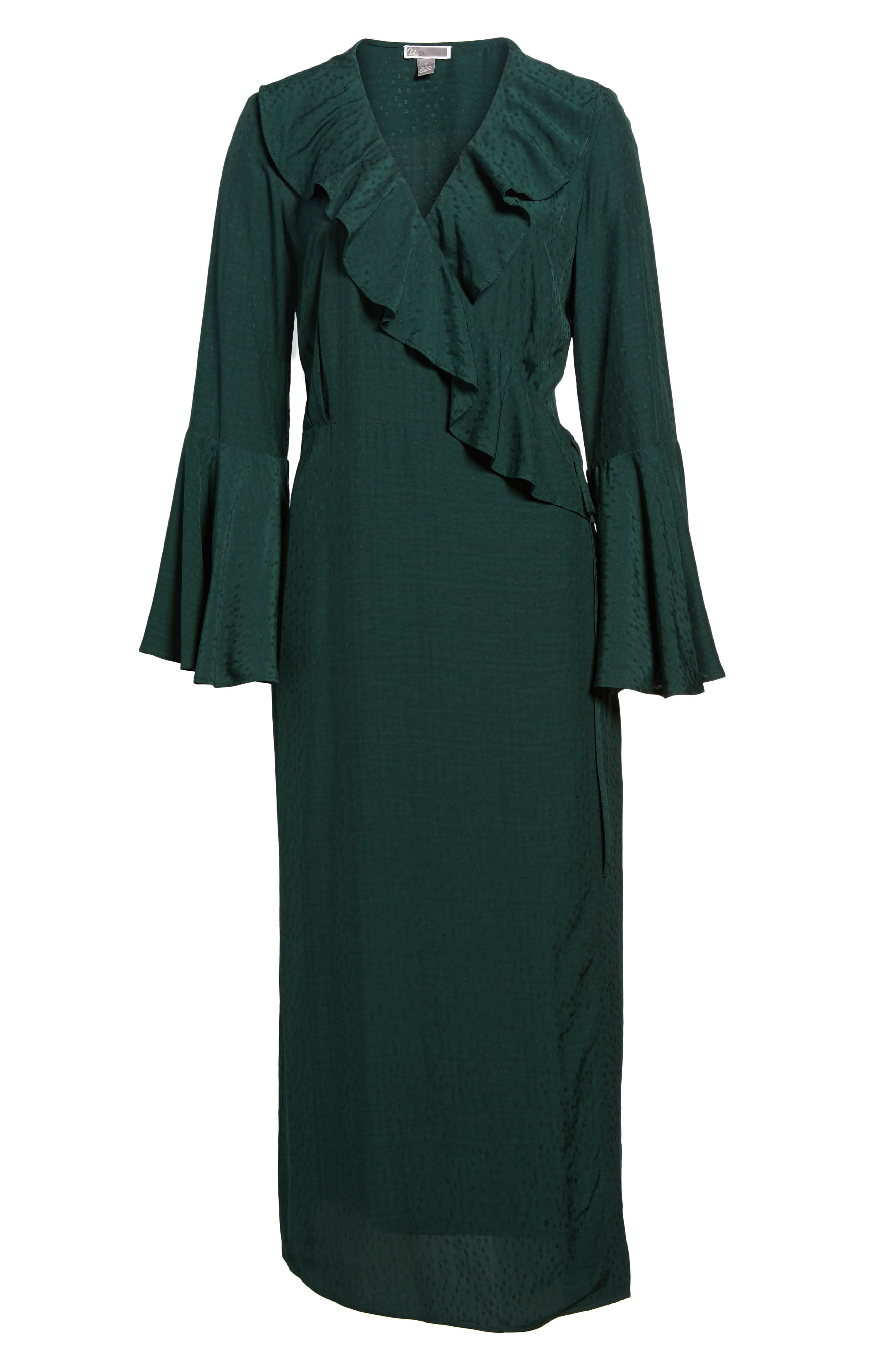 Alternate Image 5  - Chelsea28 Midi Wrap Dress