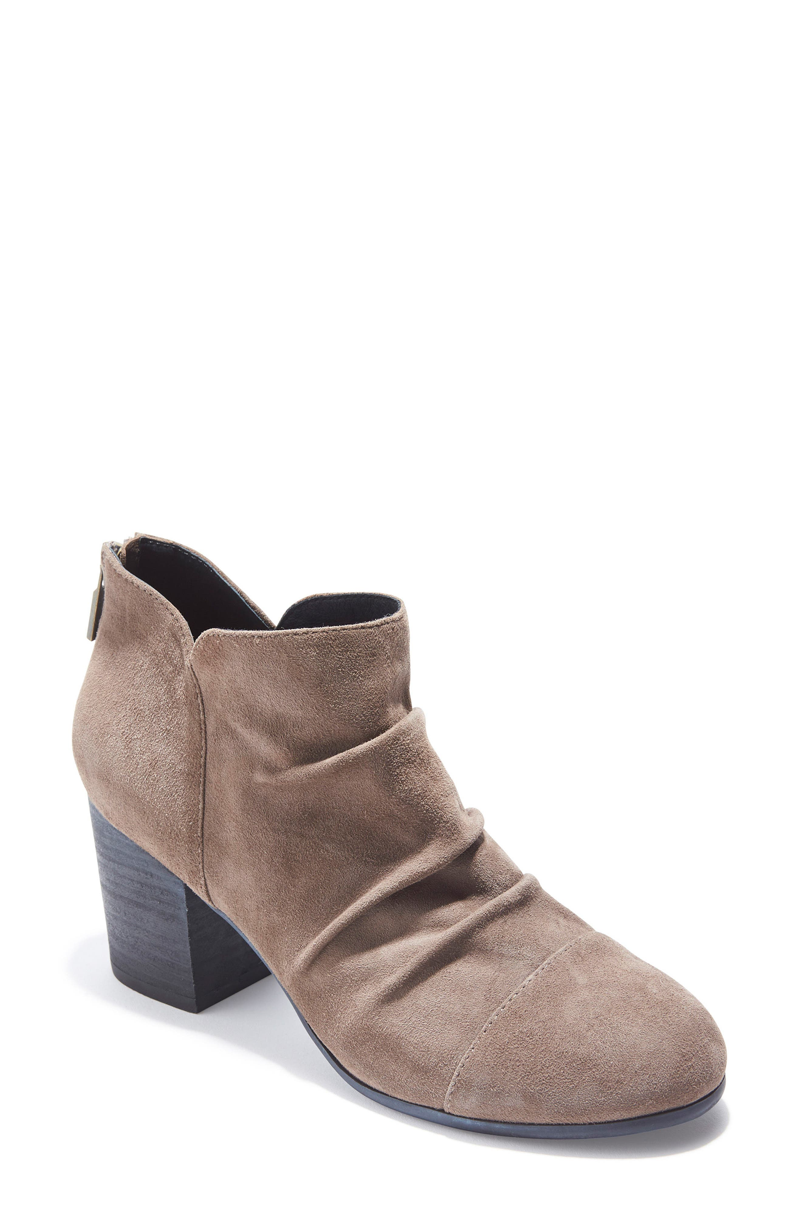 Adam Tucker Sierra Ruched Bootie (Women)