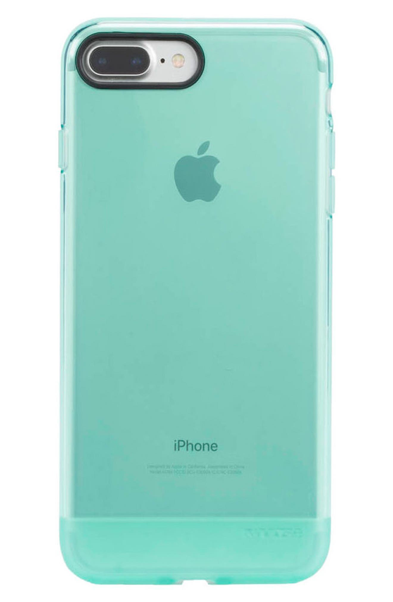 iPhone 7 Plus/8 Plus Case,                             Main thumbnail 1, color,                             Mint