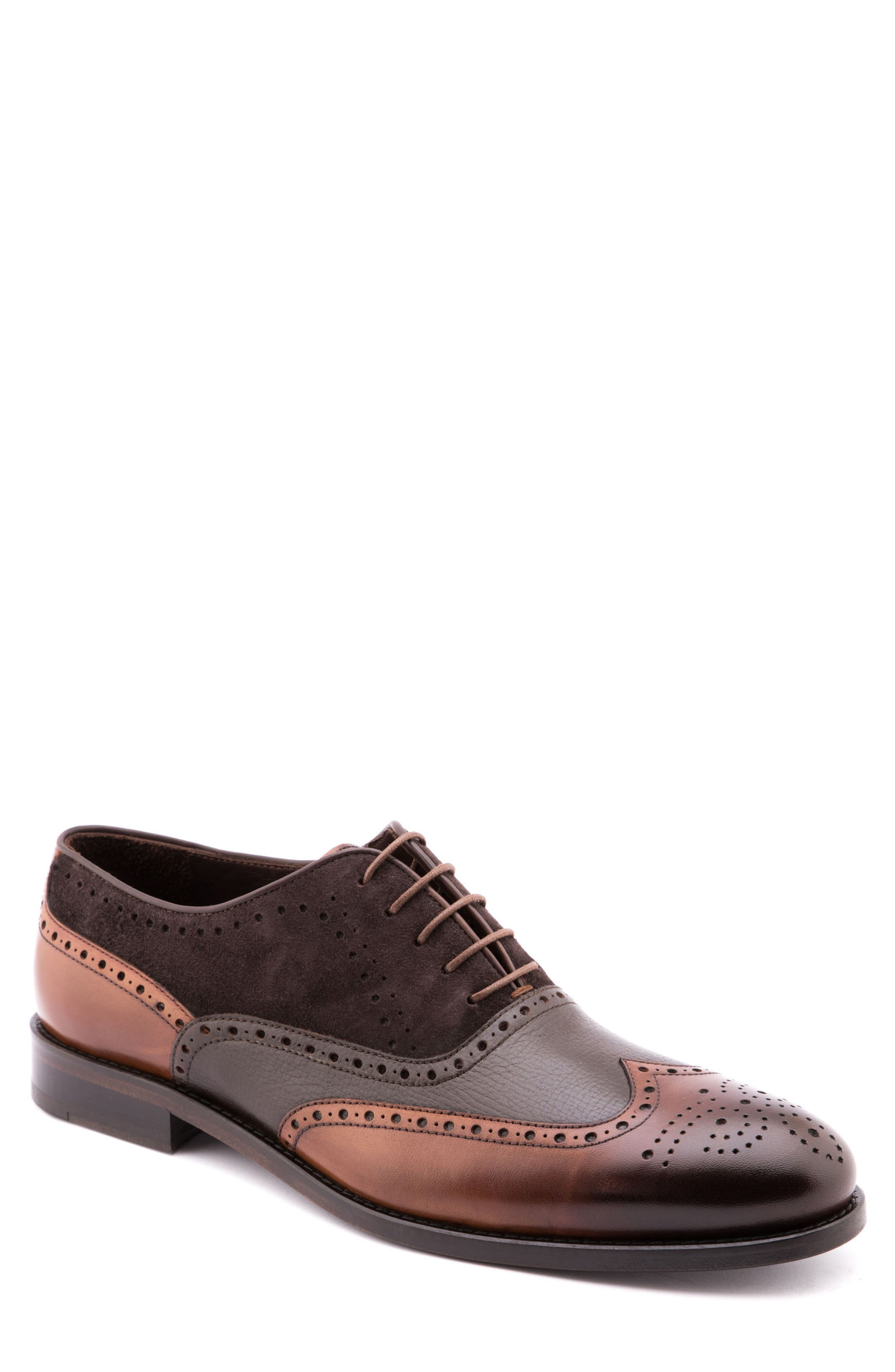 Sammy Wingtip,                             Main thumbnail 1, color,                             Brown