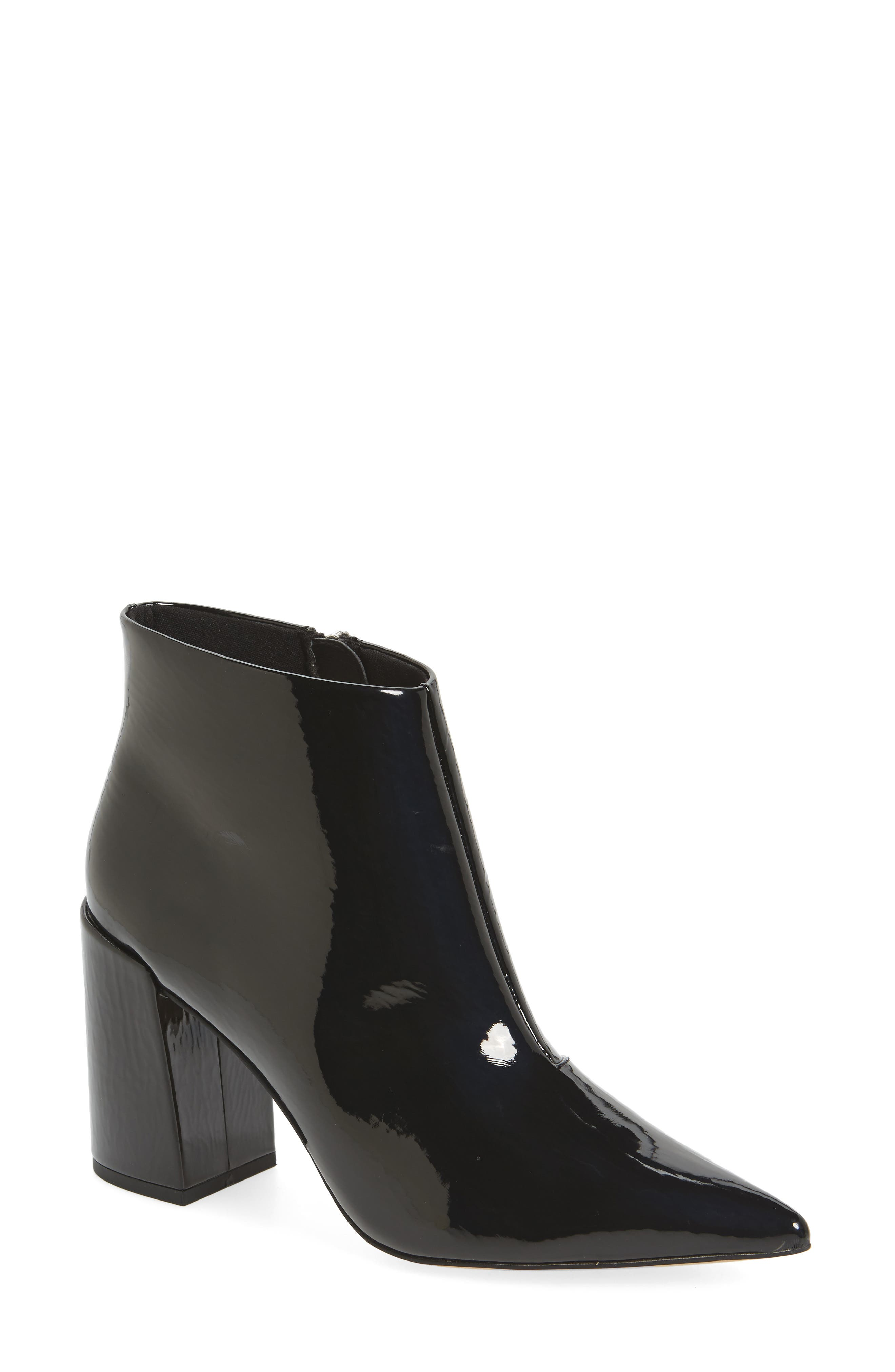 Topshop Hoxton Pointy Toe Bootie (Women)