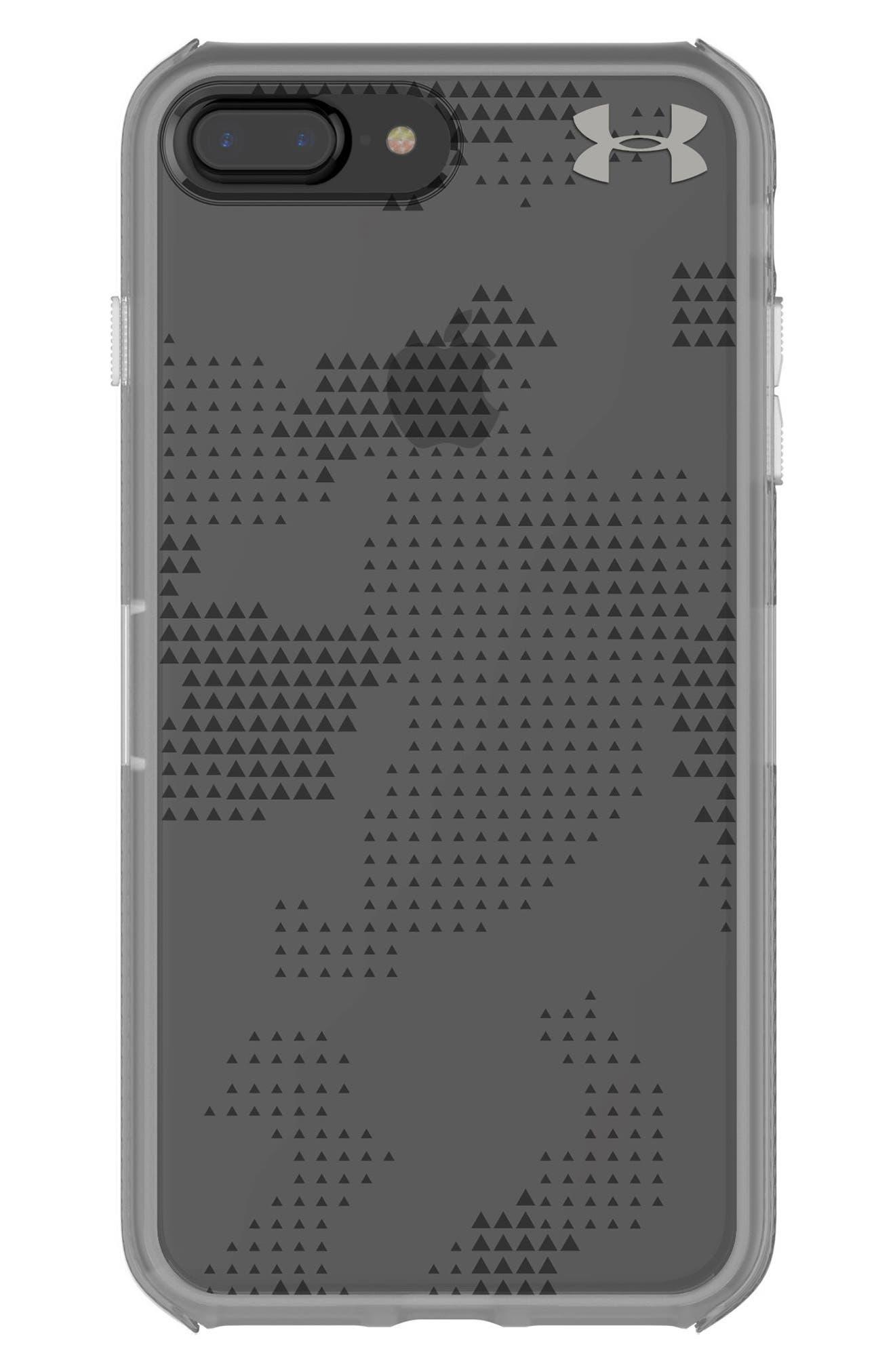 Protect Verge iPhone 7/8 Plus Case,                         Main,                         color, Graphite/ Elemental