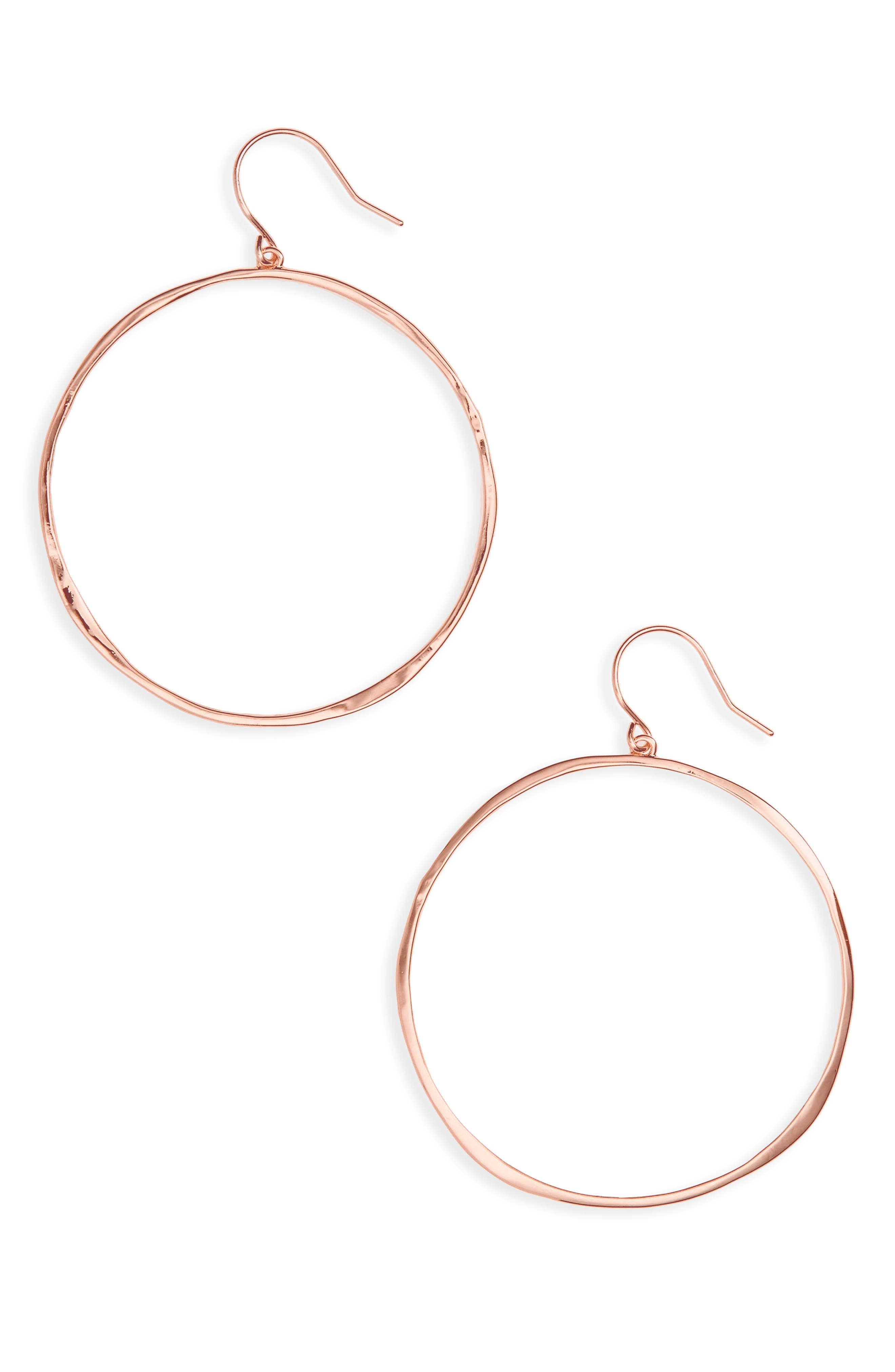 Main Image - gorjana G Ring Hoops