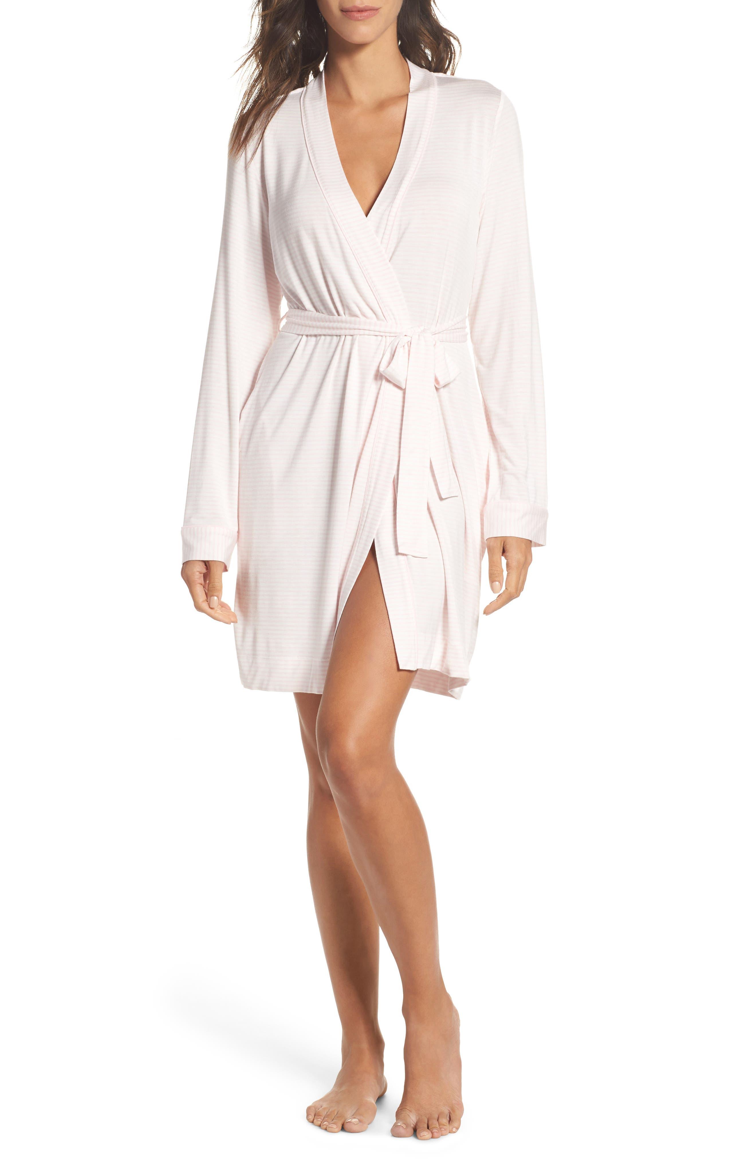 UGG® Aldridge Stripe Short Robe