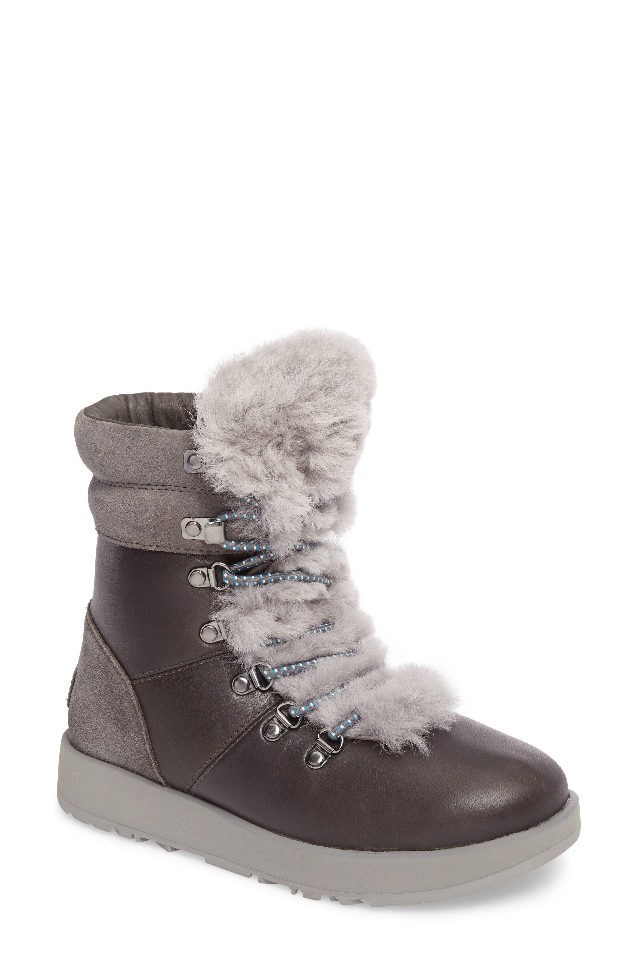 women s grey winter snow boots nordstrom rh shop nordstrom com