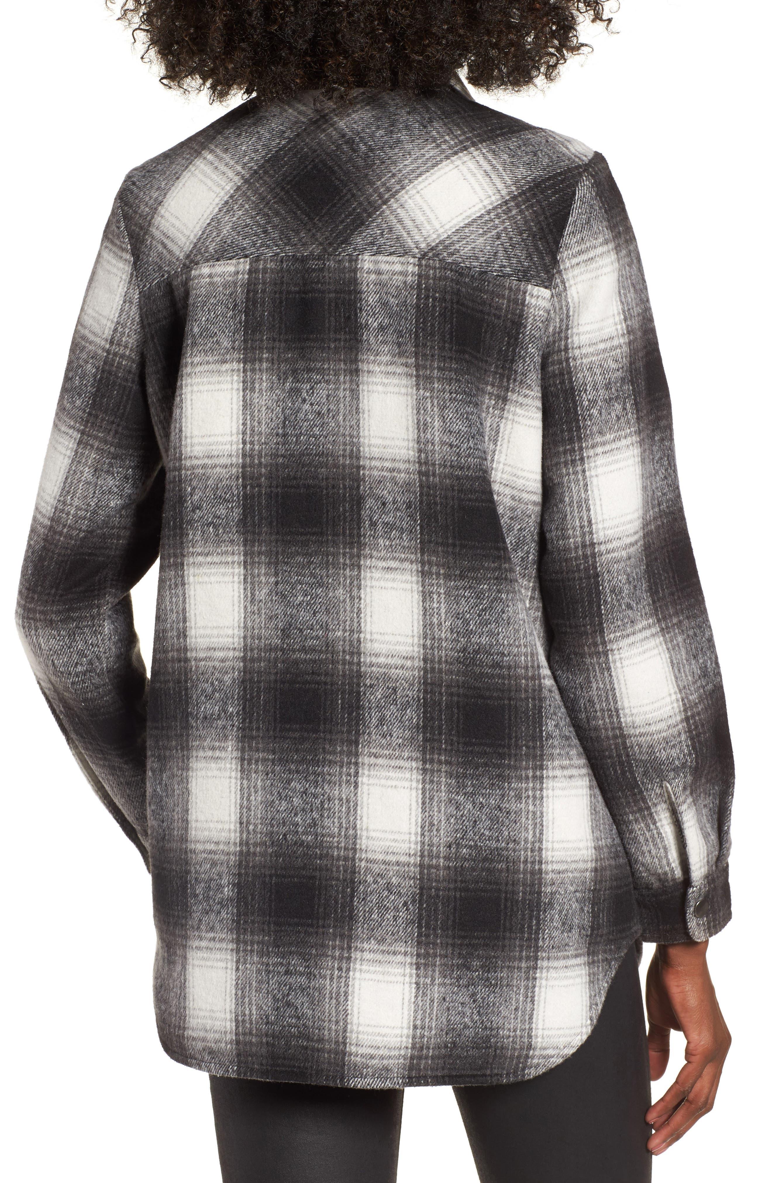 Alternate Image 3  - Lira Clothing Keegan Plaid Jacket