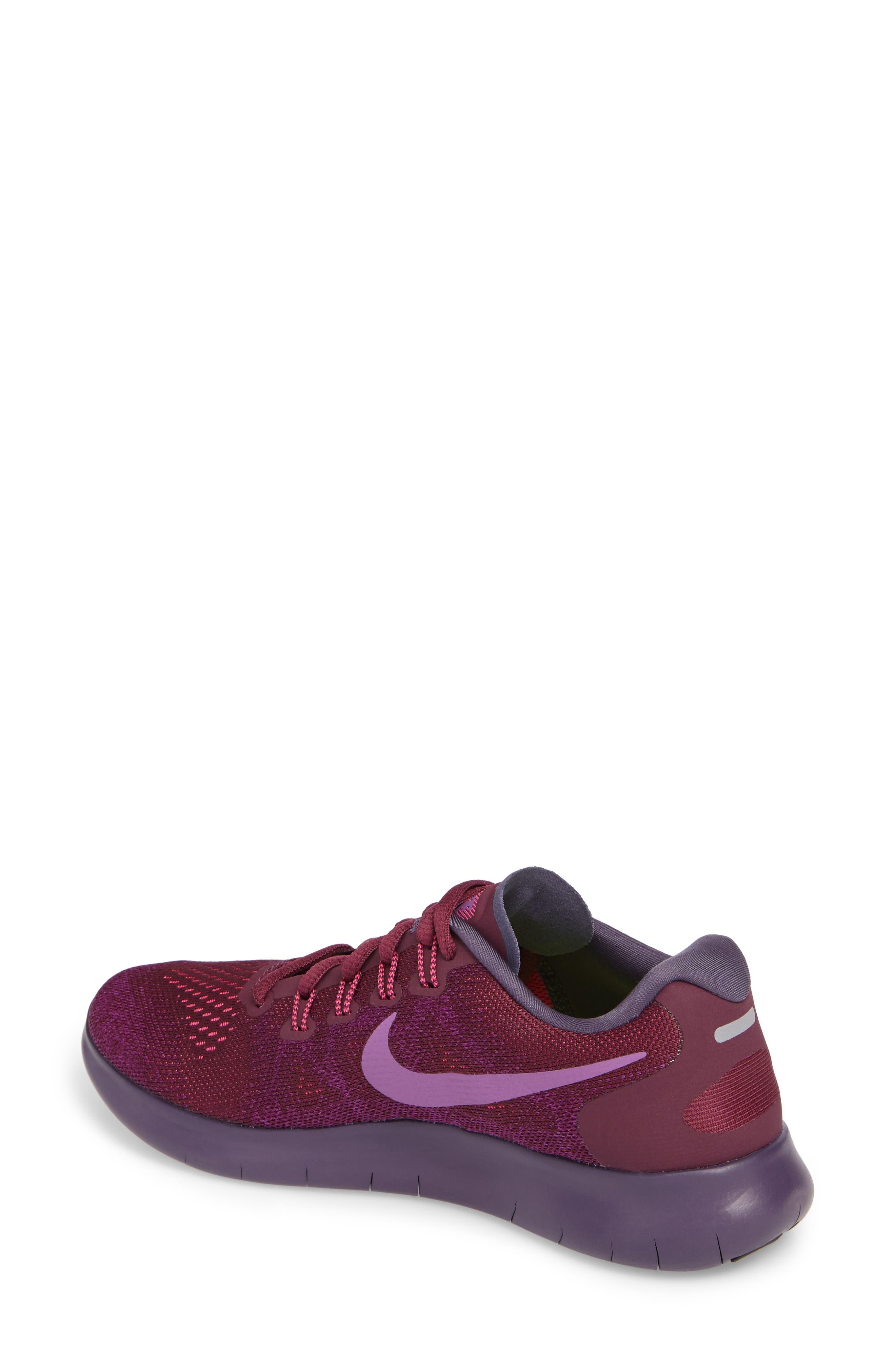 Alternate Image 2  - Nike Free RN 2 Running Shoe (Women)