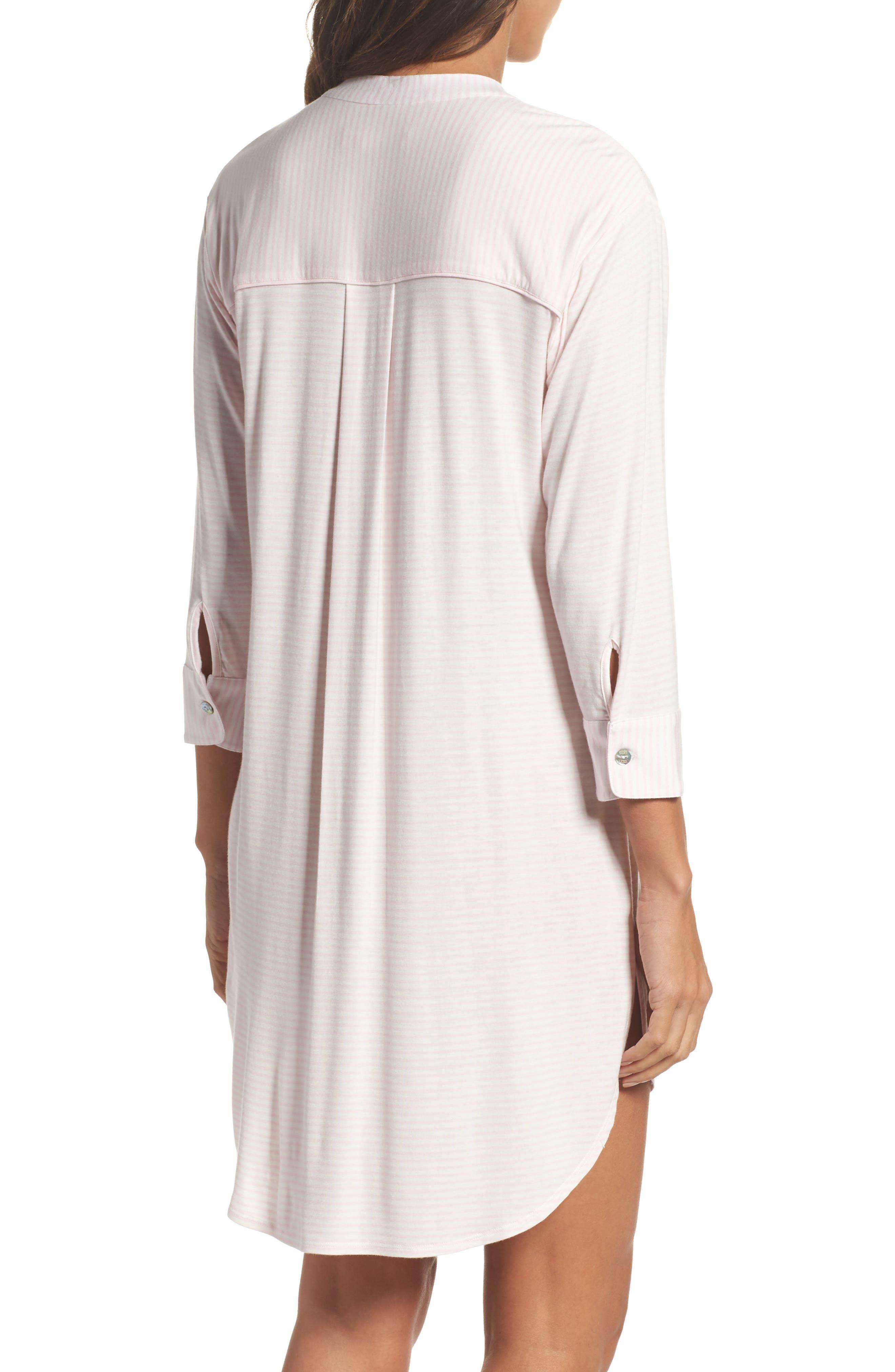 Alternate Image 2  - UGG® Vivian Sleep Shirt