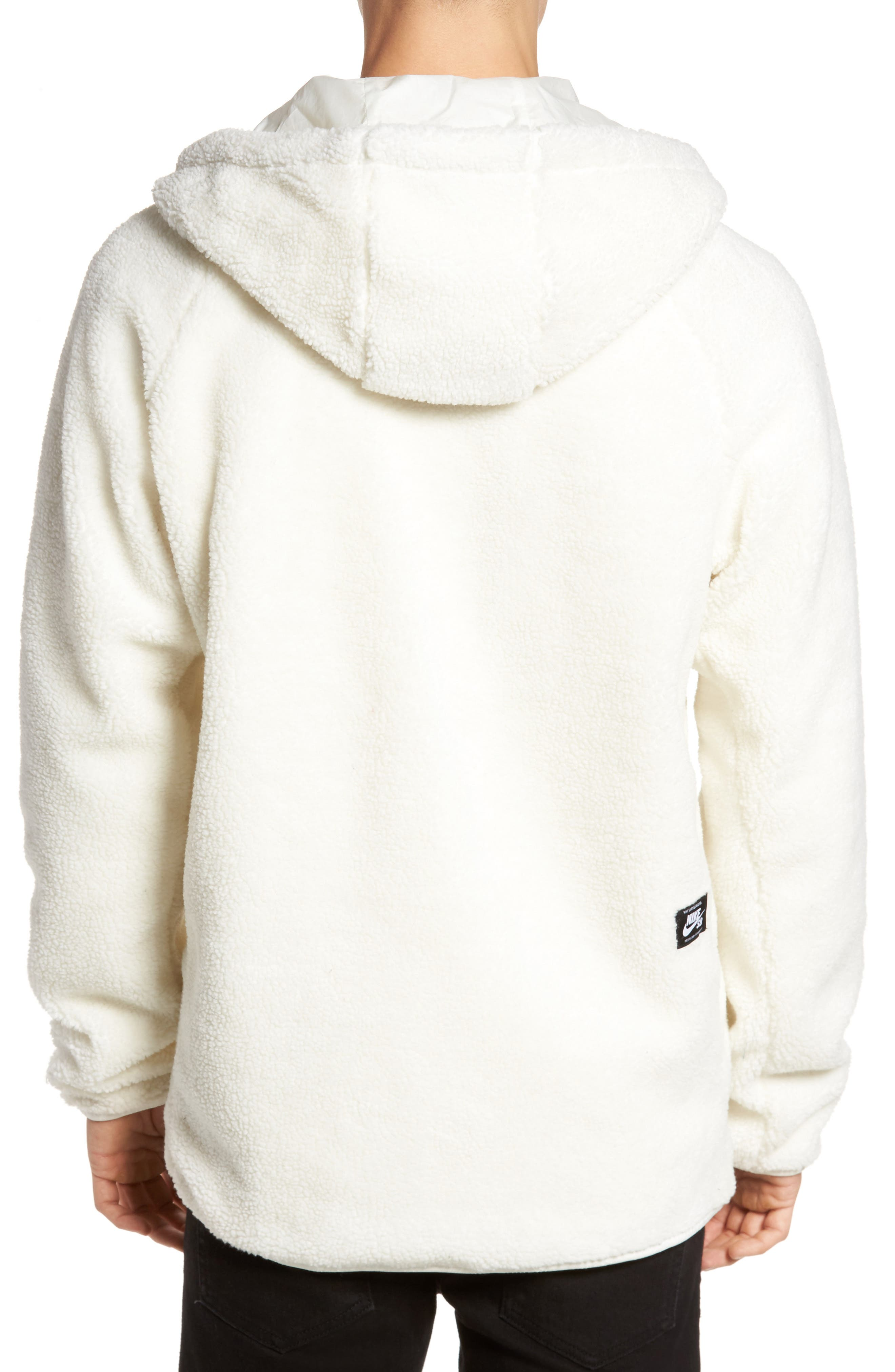 Everett Hoodie,                             Alternate thumbnail 2, color,                             Sail/ Obsidian/ Sail