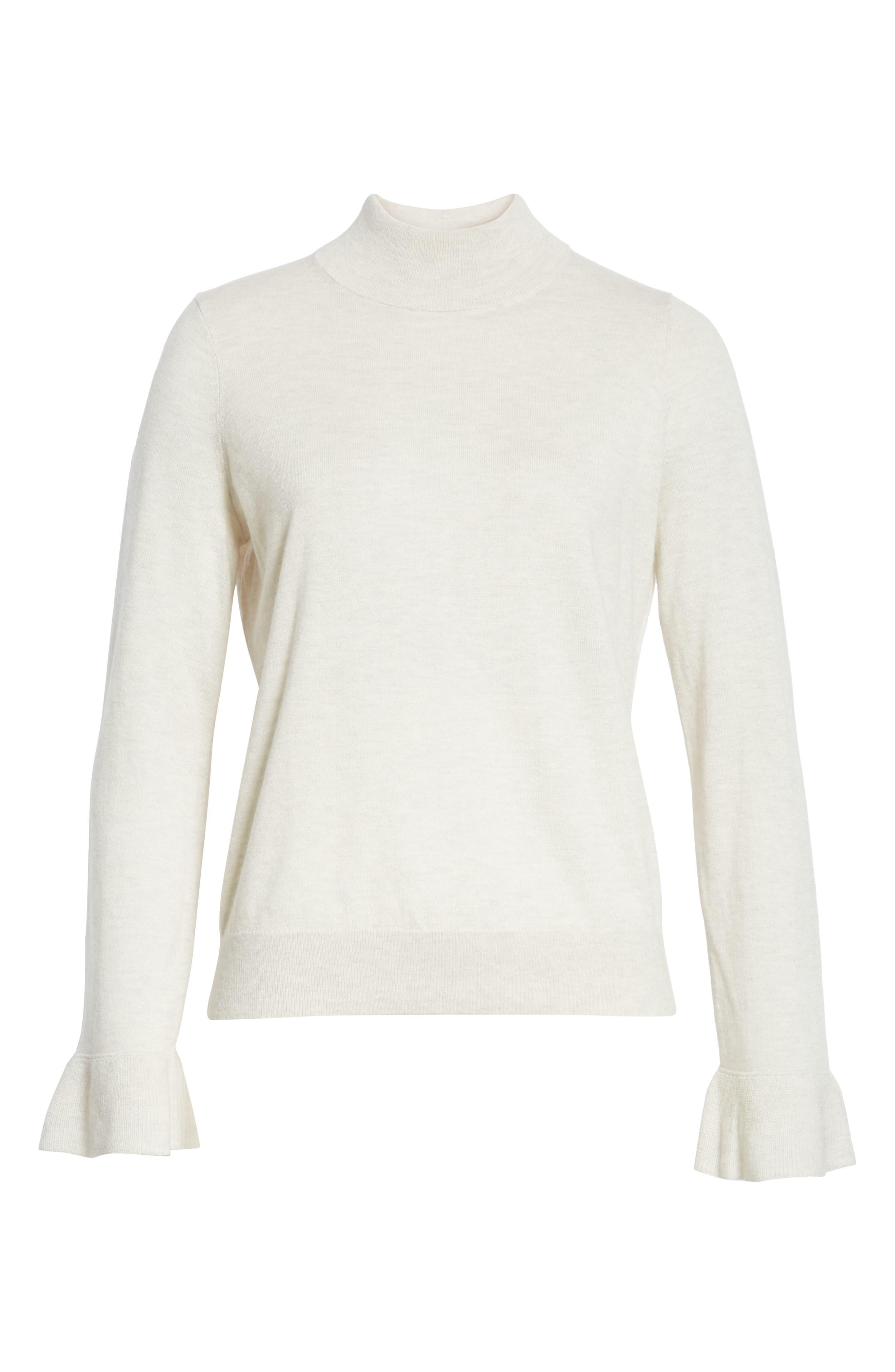 Alternate Image 7  - Joie Deryn Wool & Silk Sweater