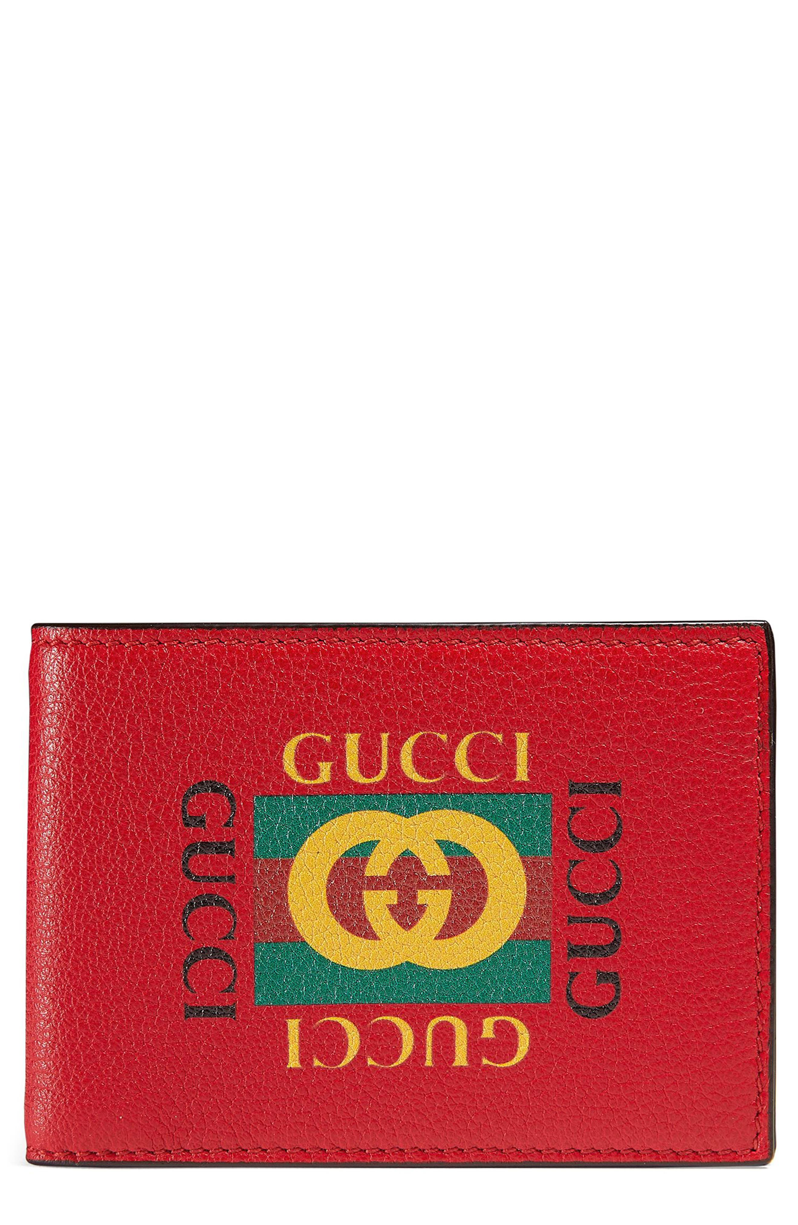 Wallet,                         Main,                         color, Red