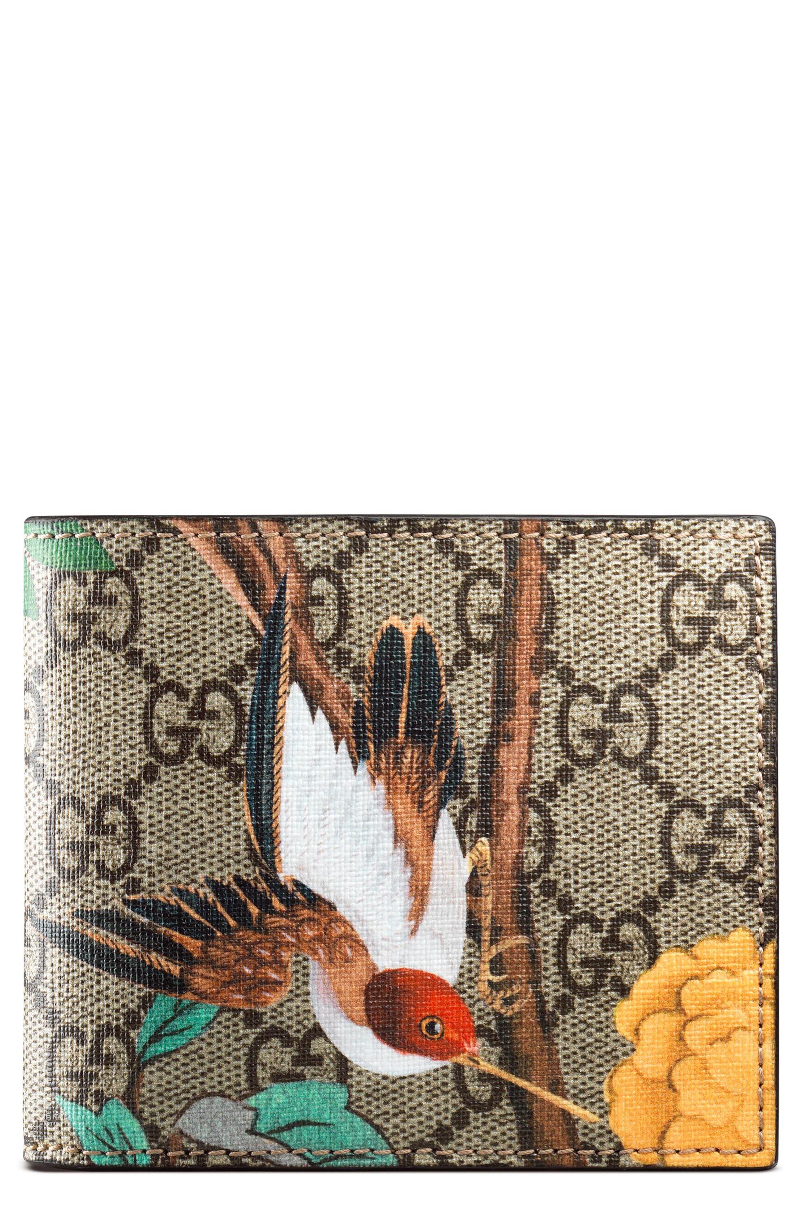 Gucci Bird Wallet