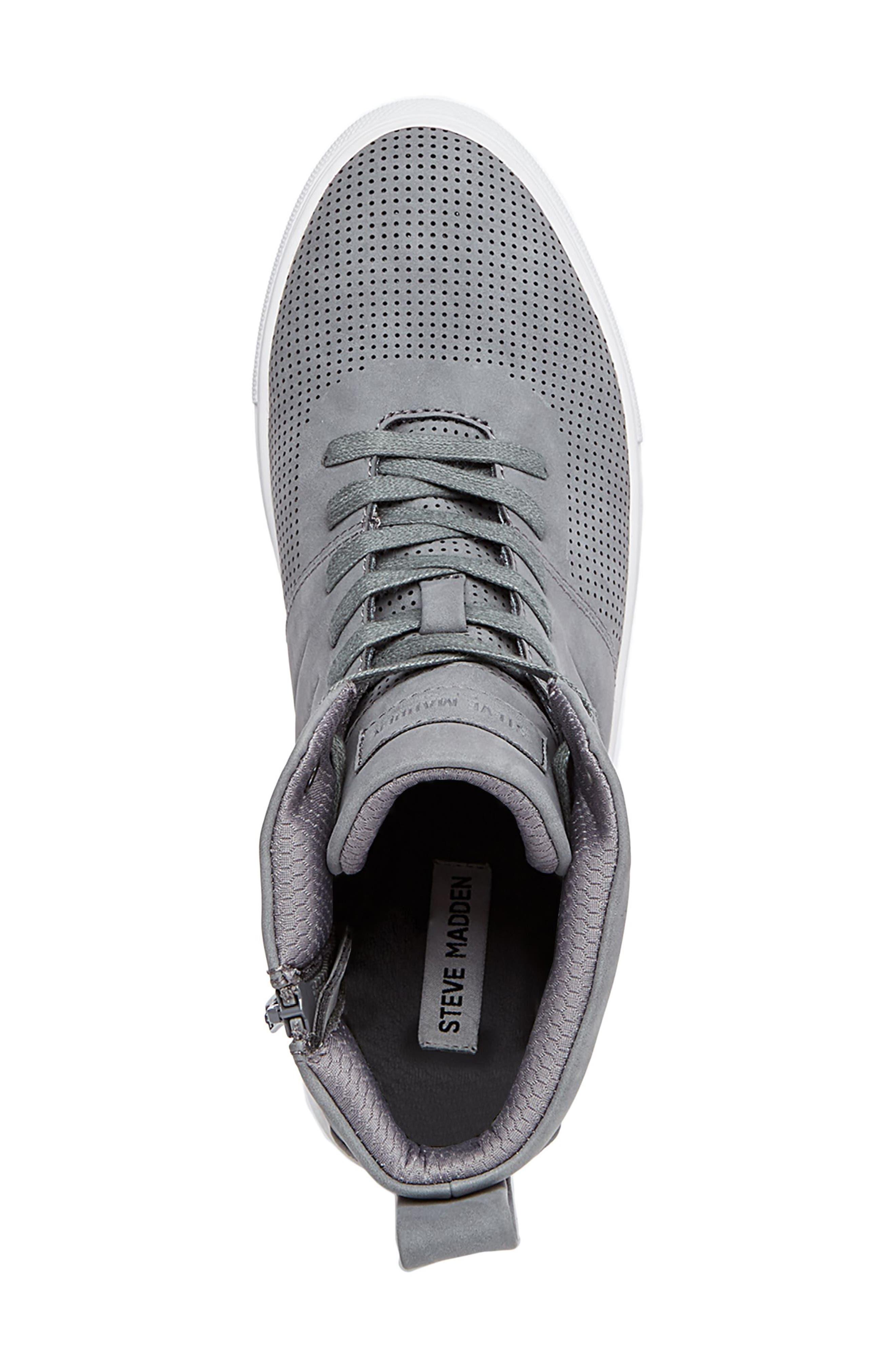 Eskape Sneaker,                             Alternate thumbnail 5, color,                             Grey
