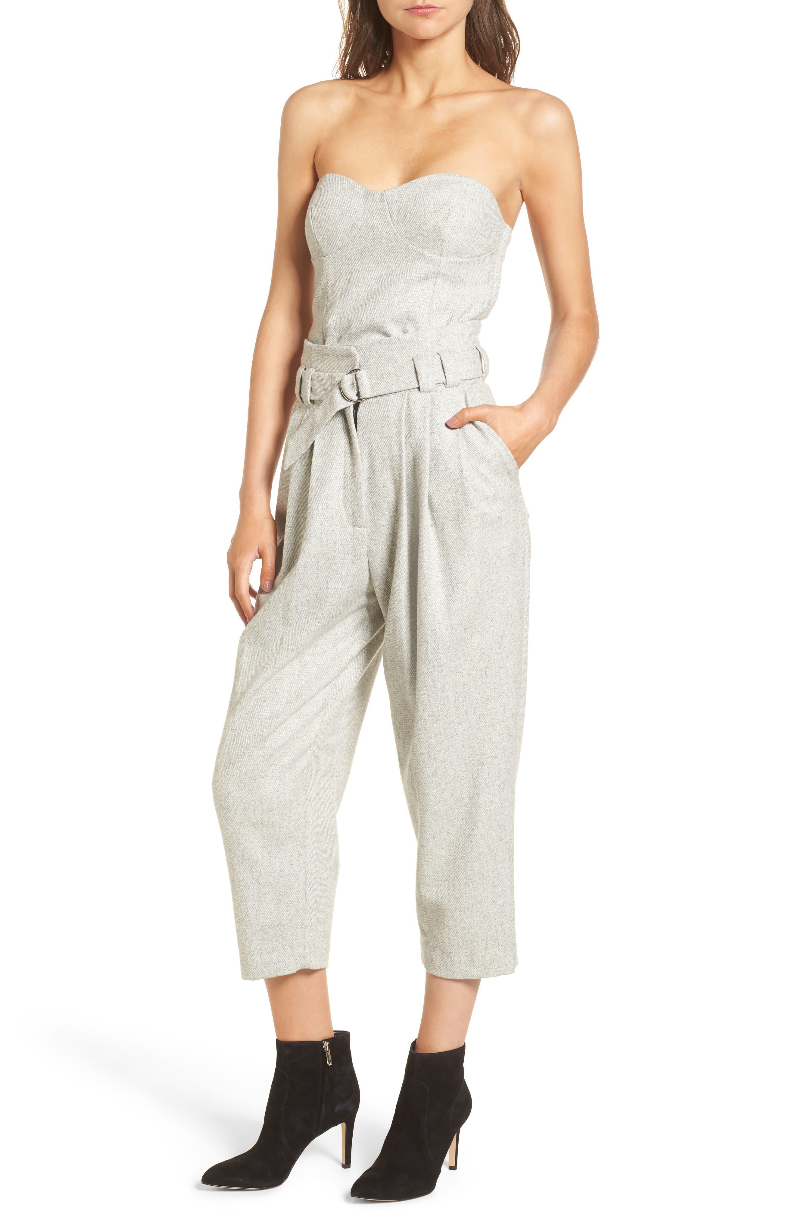Alternate Image 2  - Line & Dot Bon Crop Pants