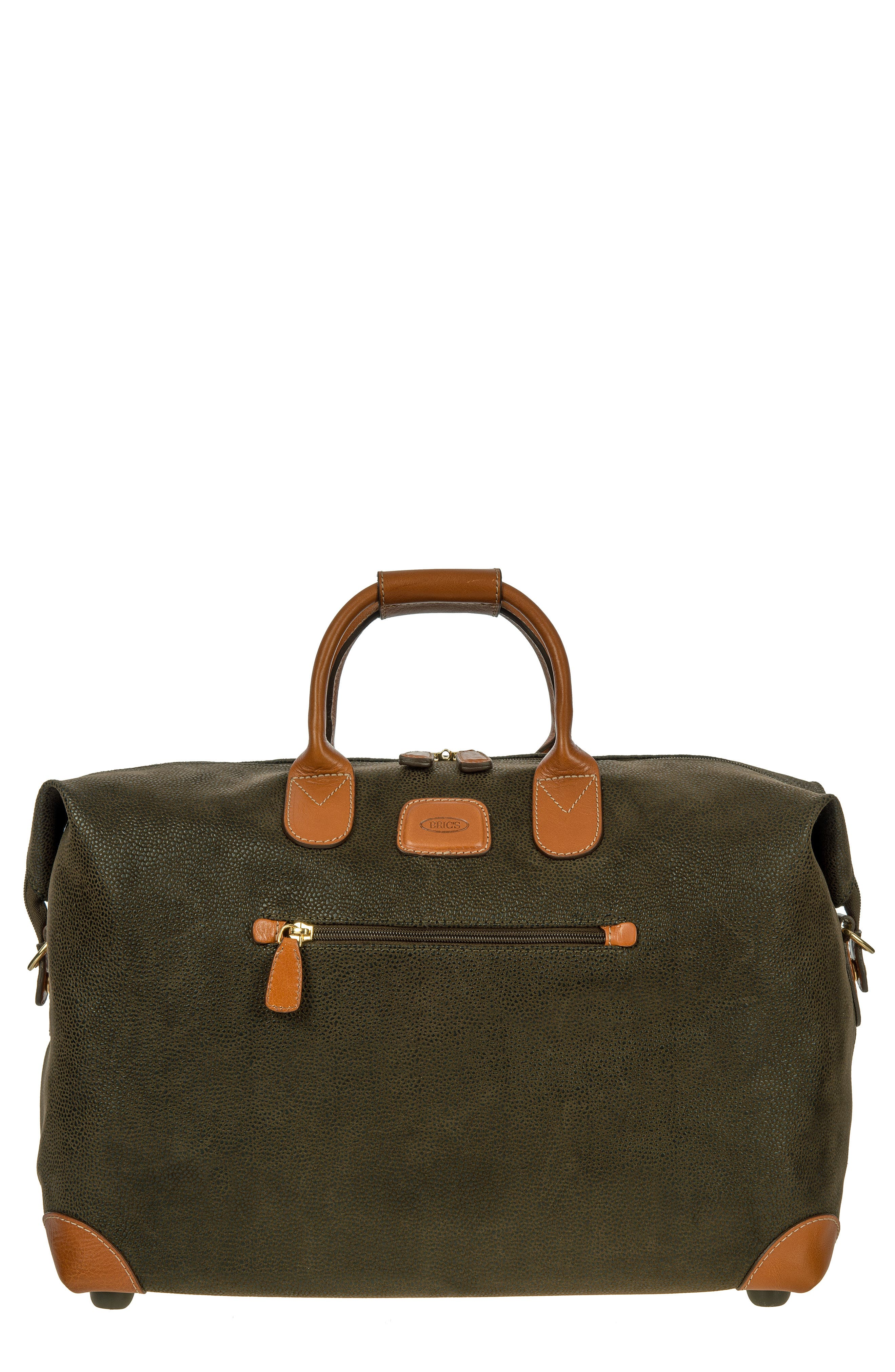 Life Collection 18-Inch Duffel Bag,                             Main thumbnail 1, color,                             Olive