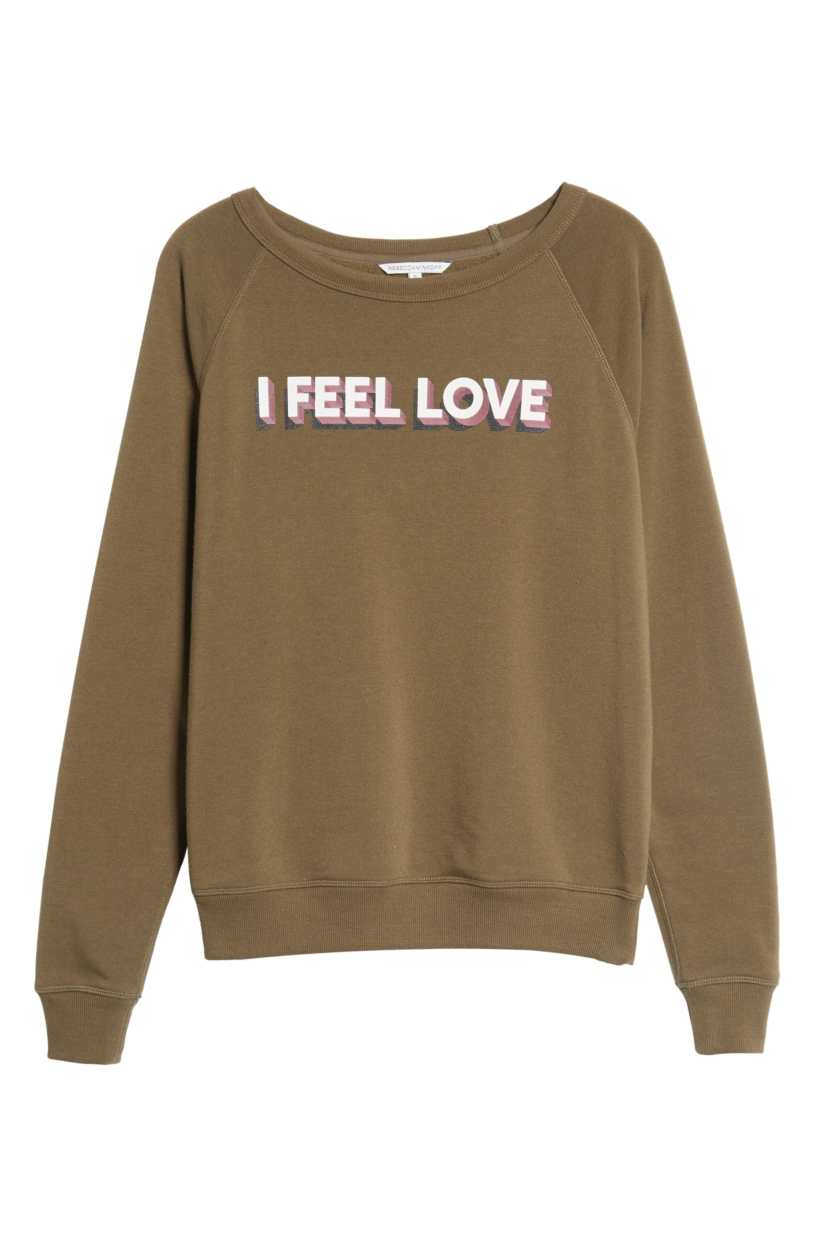 Graham Embellished Sweatshirt,                         Main,                         color, Military Olive Multi