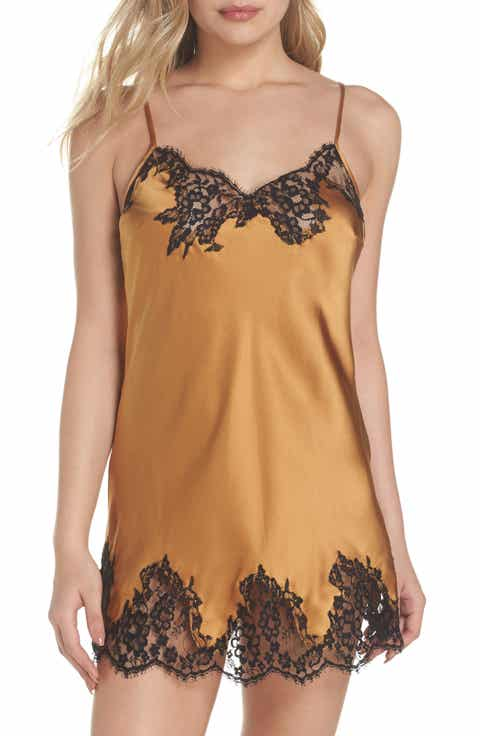 Epure by Lise Charmel Spendeur Soie Silk Blend Chemise Online Cheap