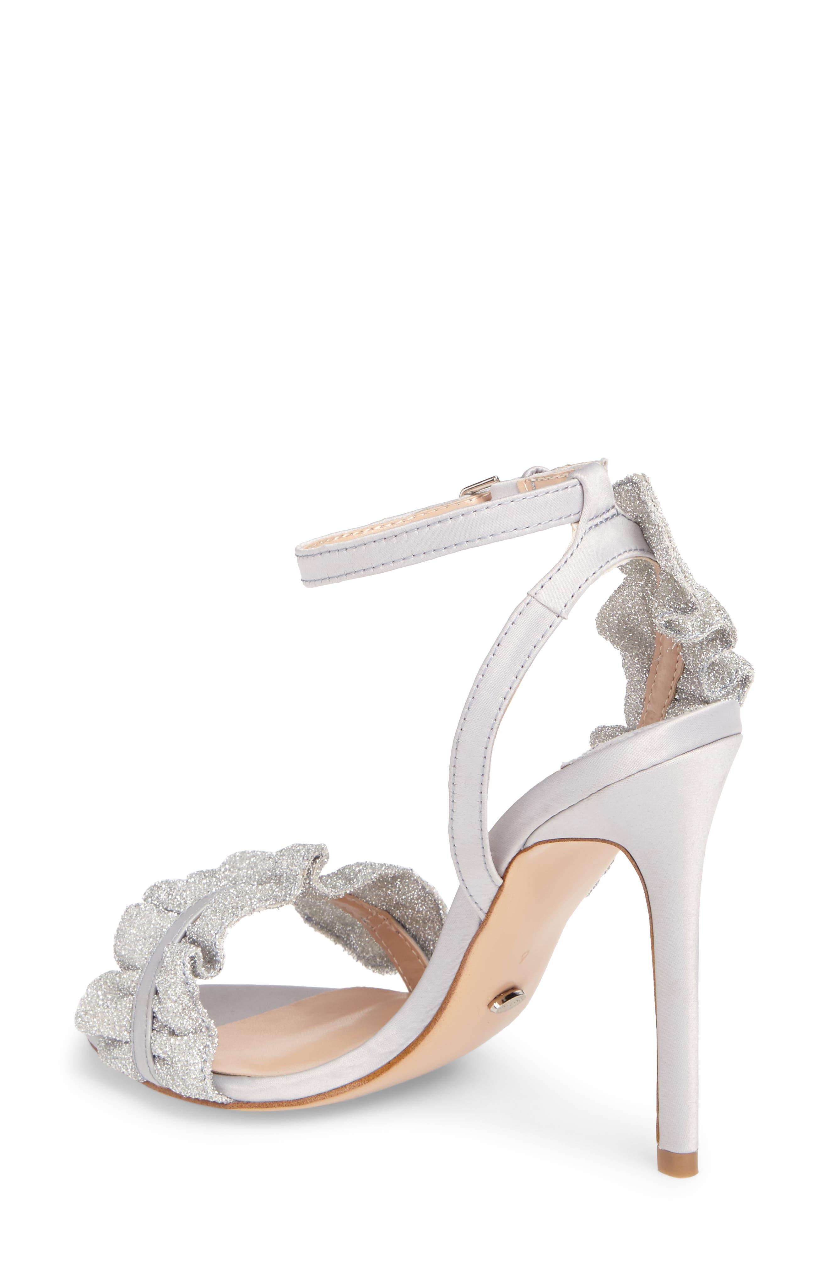 Alternate Image 2  - Tony Bianco Katy Ruffle Sandal (Women)