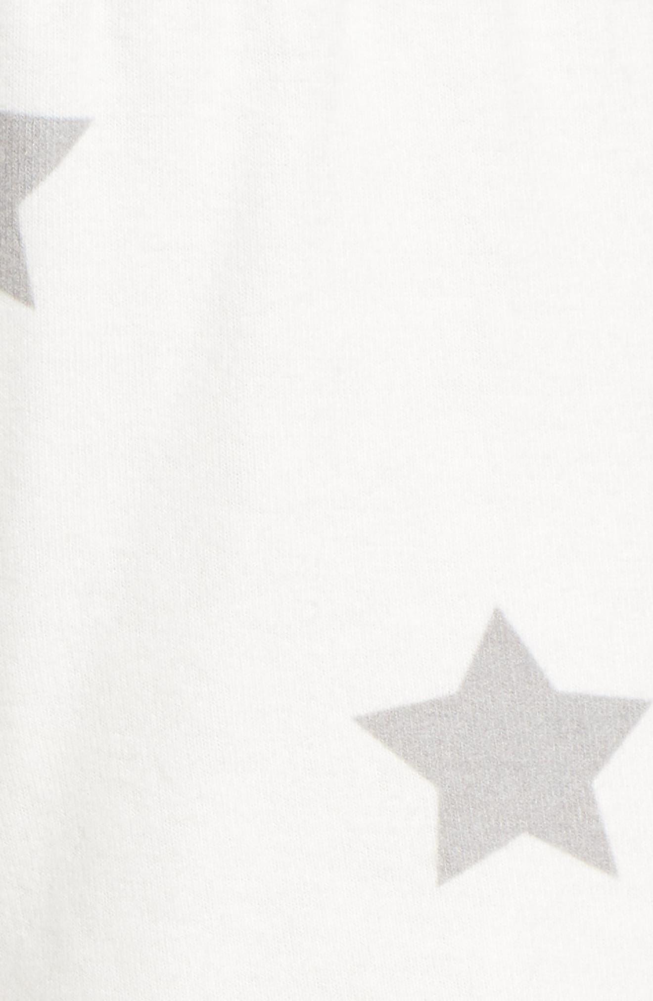 Alternate Image 7  - PJ Salvage Star Lounge Shorts