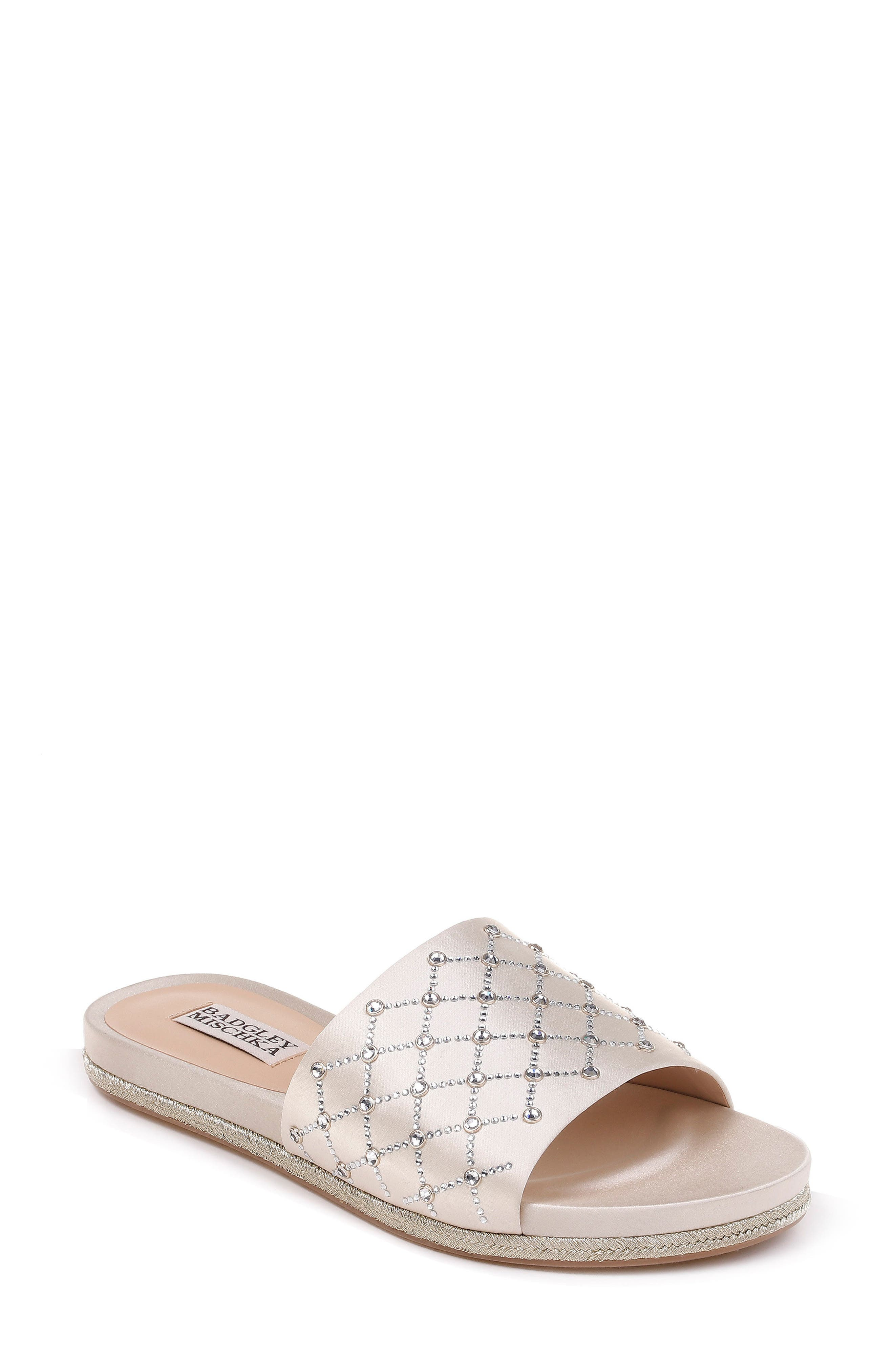 Badgley Mischka Shayna Slide (Women)