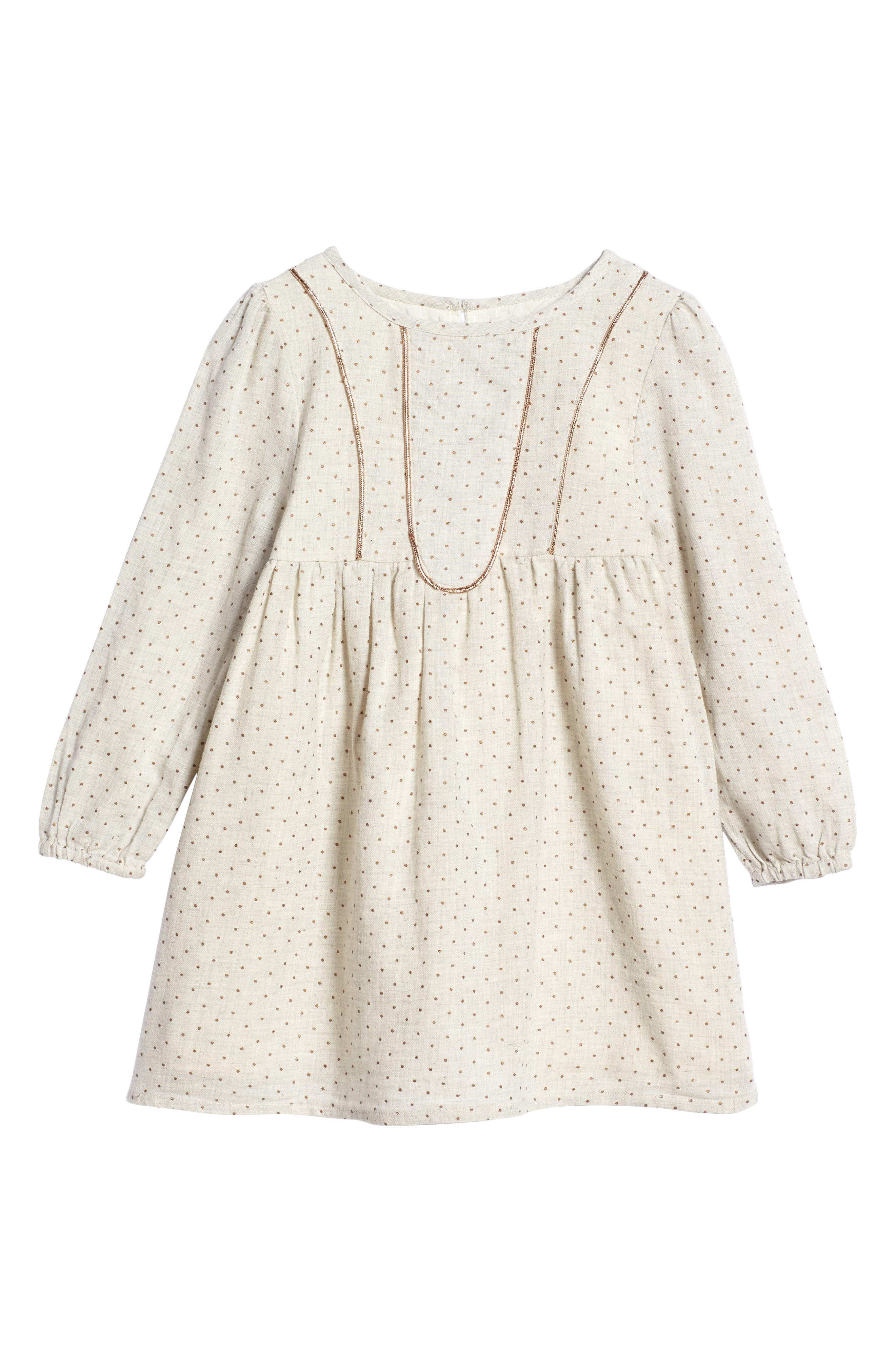 Peek Scarlet Dress (Toddler Girls, Little Girls & Big Girls)