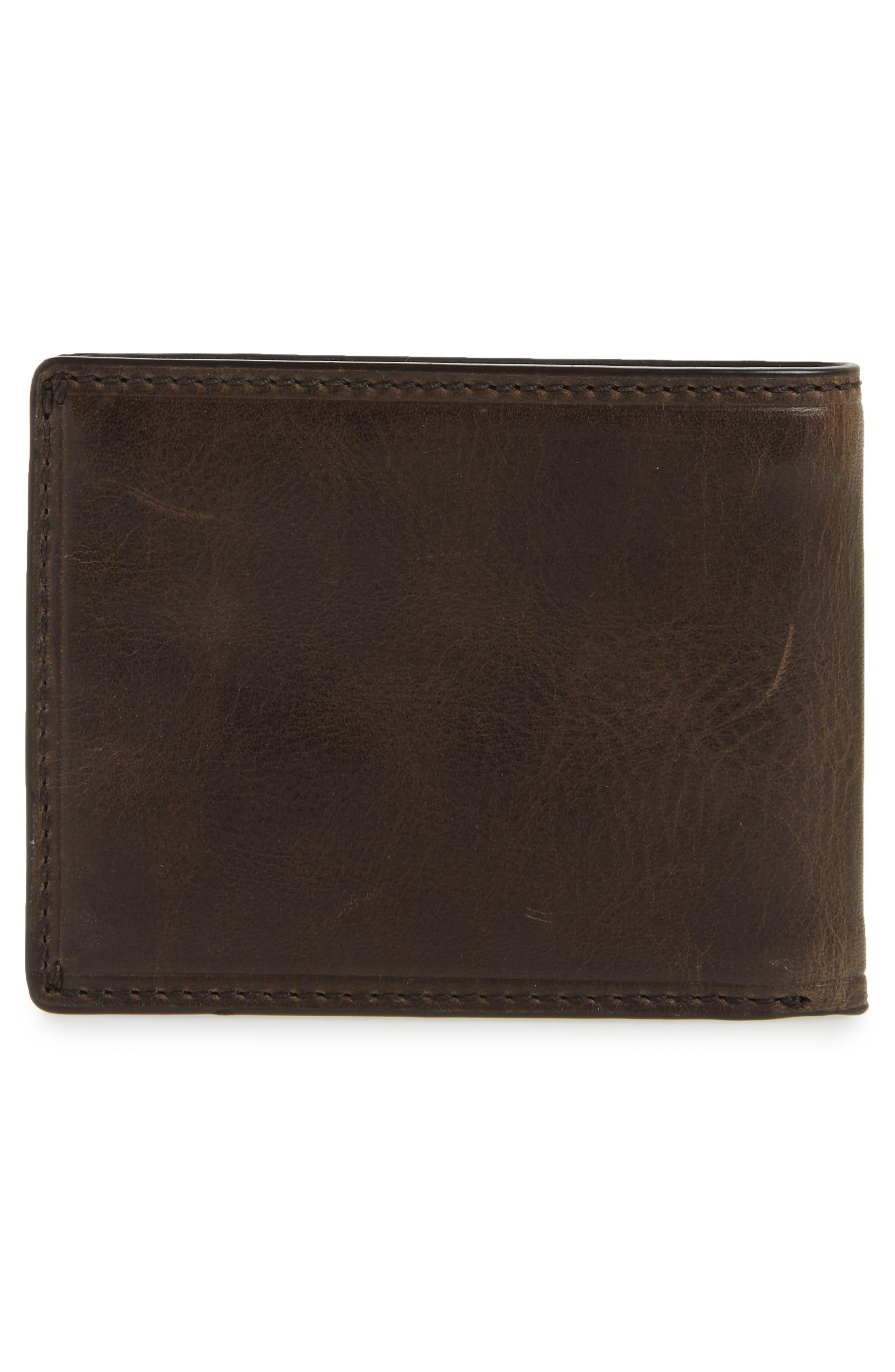 Alternate Image 3  - Frye Logan Leather Wallet
