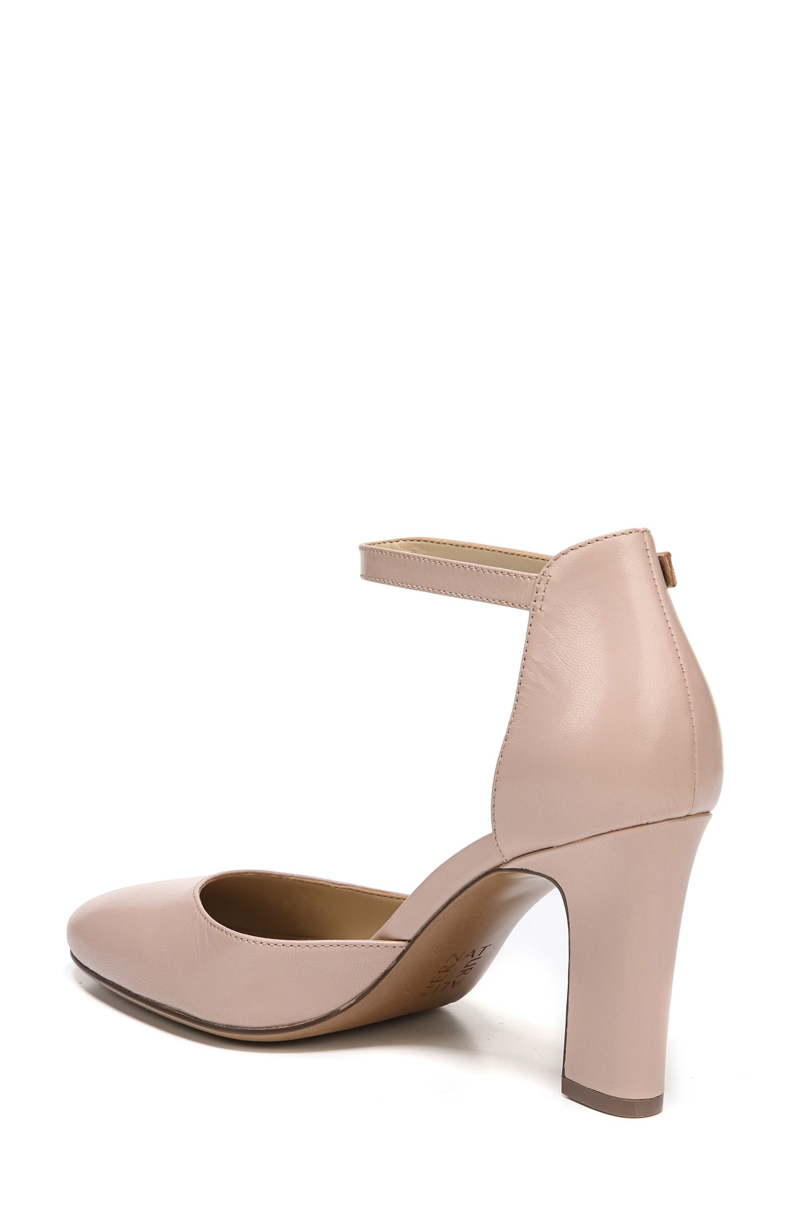 Alternate Image 3  - Naturalizer Gianna Ankle Strap Pump (Women)