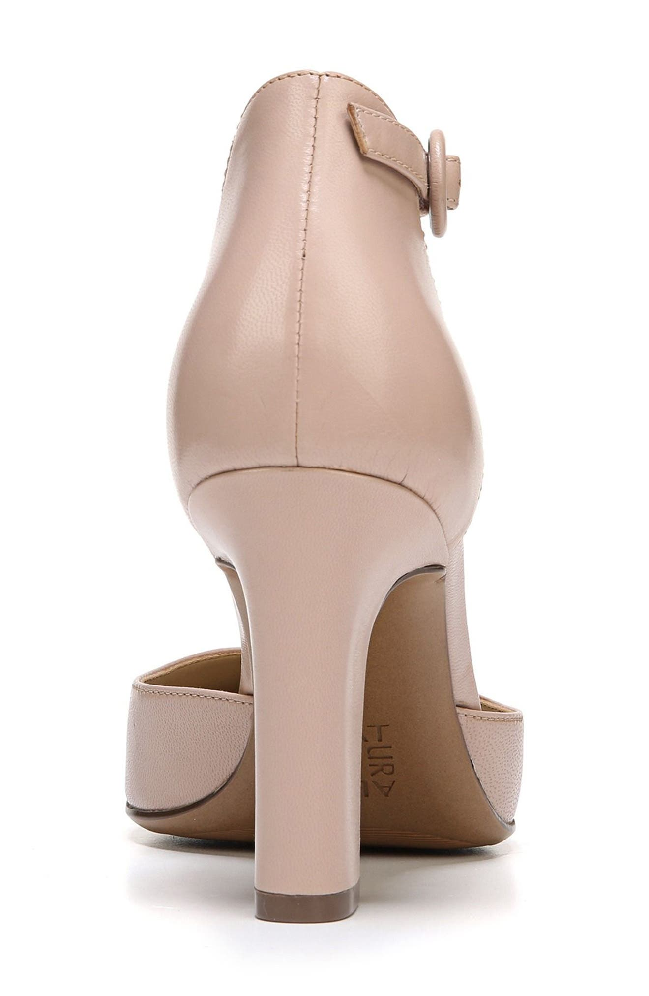 Alternate Image 5  - Naturalizer Gianna Ankle Strap Pump (Women)