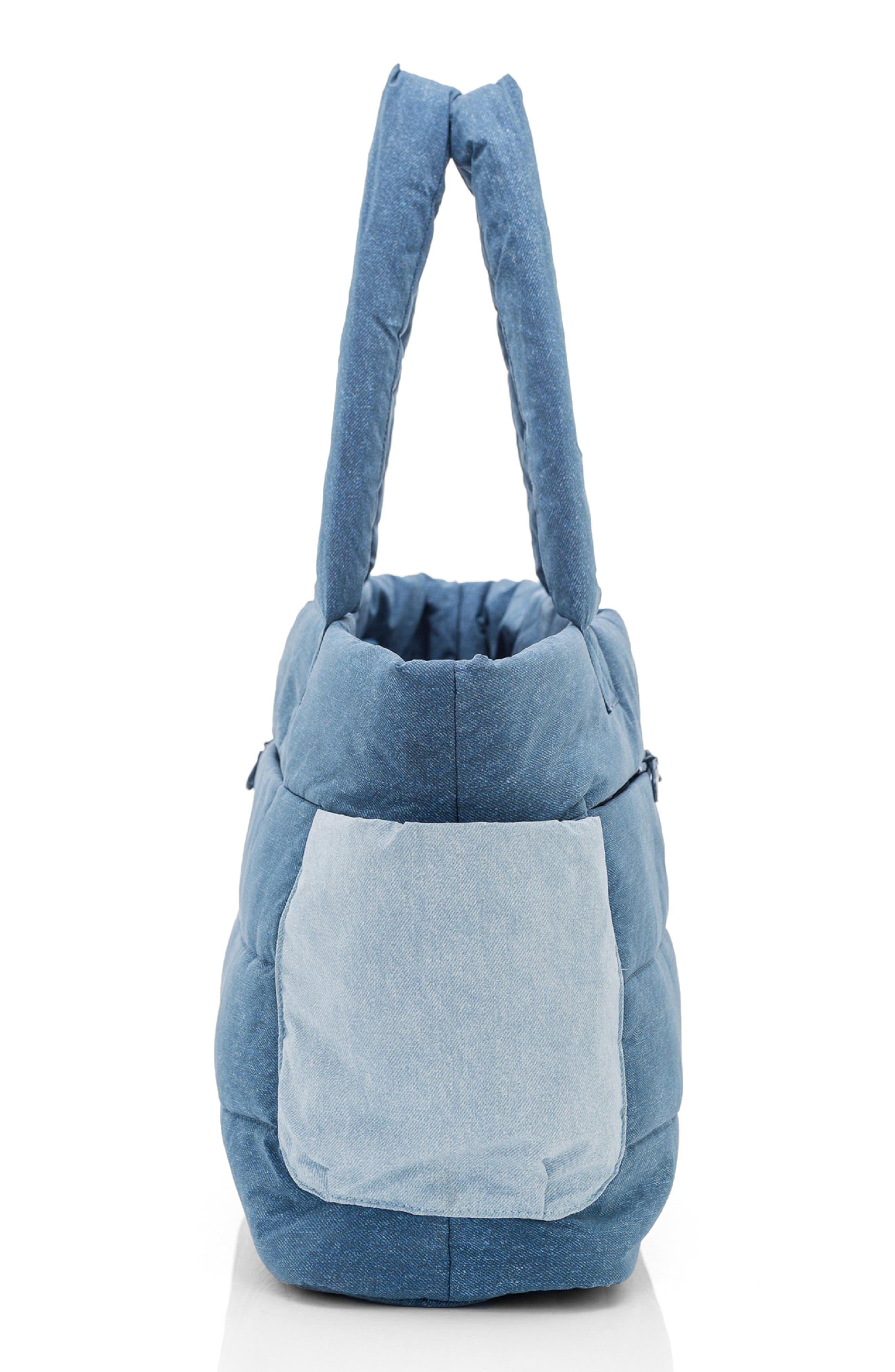 Alternate Image 6  - HARU Print Classic Water Repellent Diaper Bag