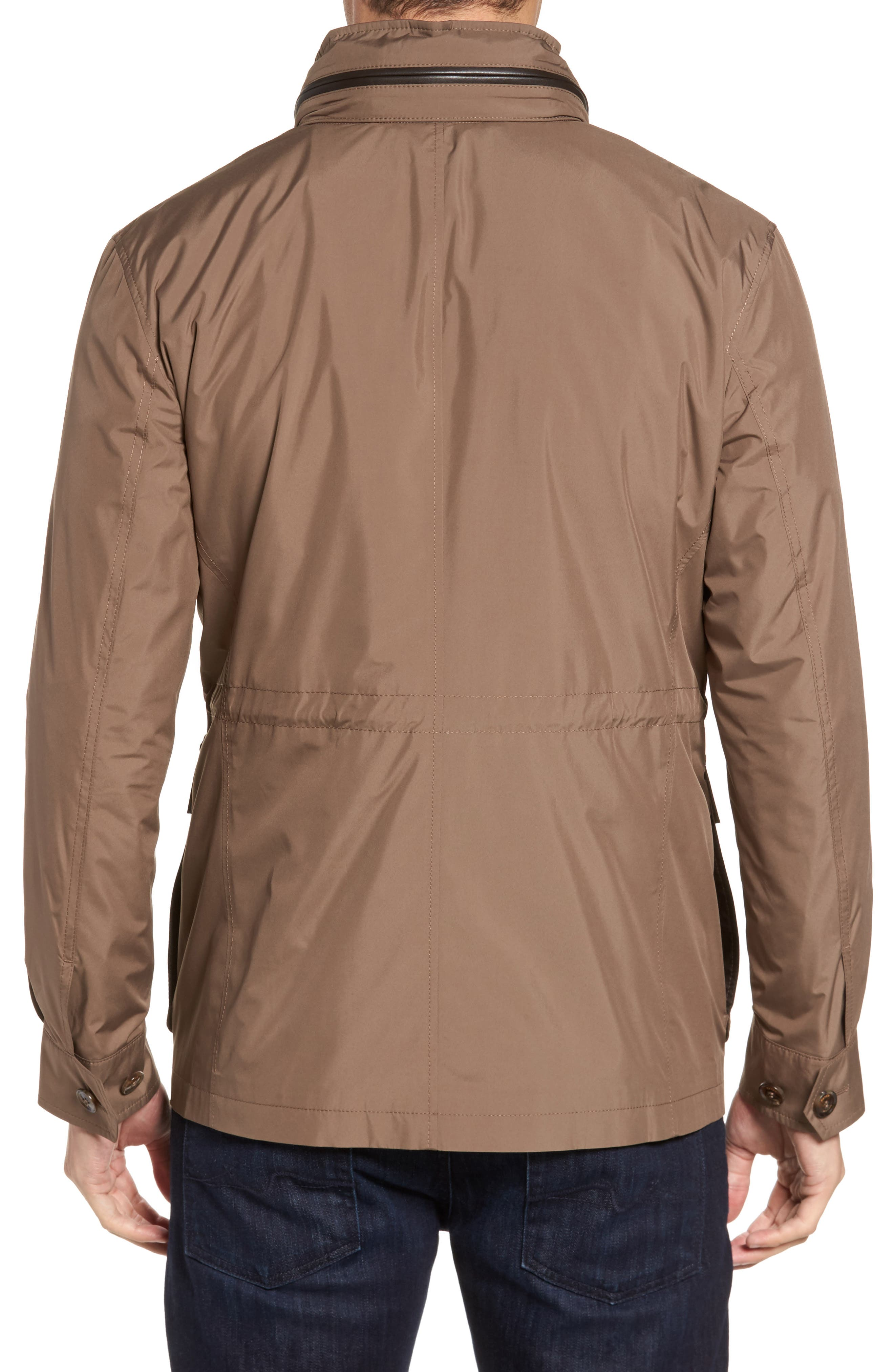 All Weather Discovery Jacket,                             Alternate thumbnail 2, color,                             Dune Surf