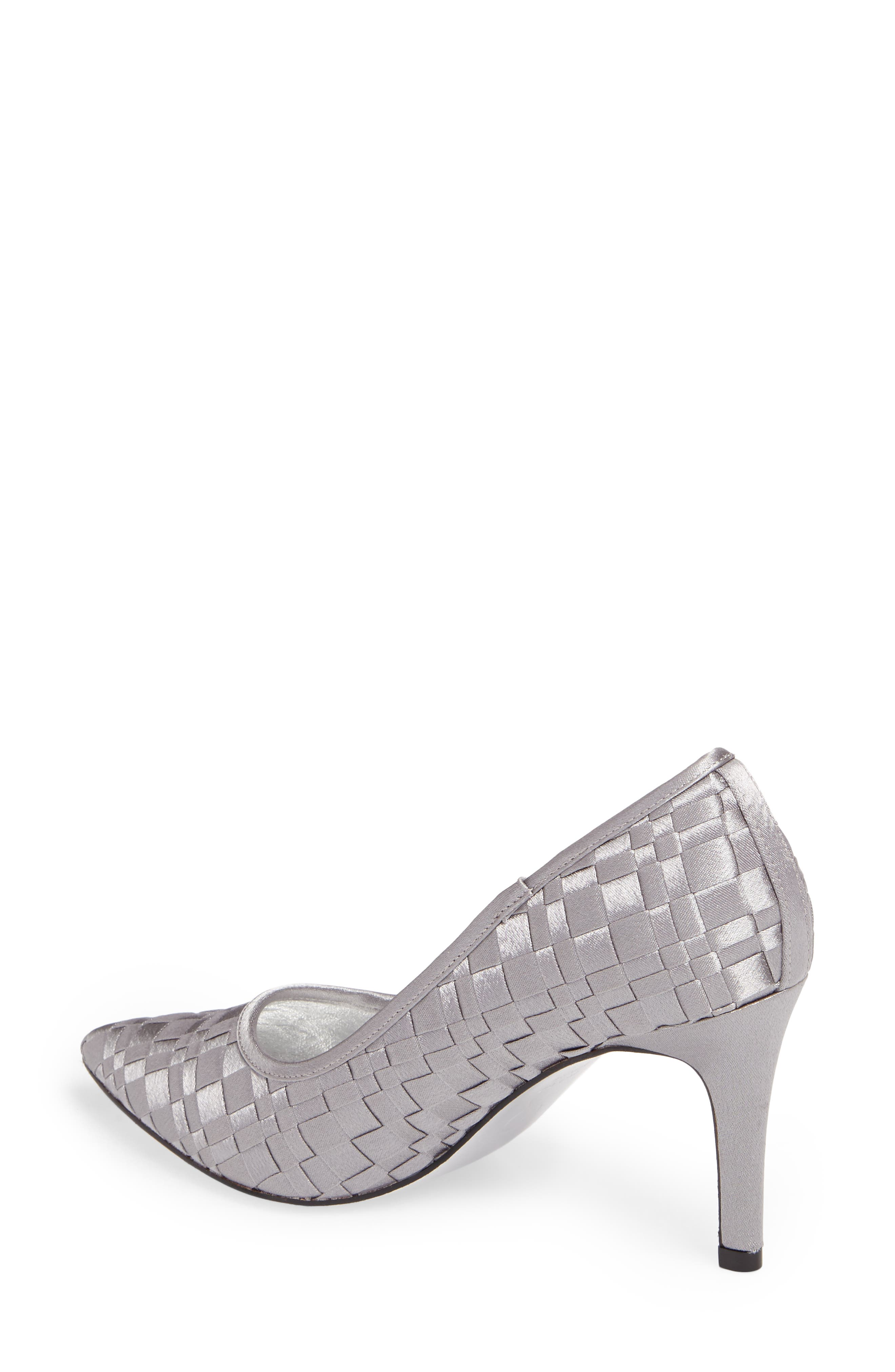 Alternate Image 2  - Adrianna Papell Hasting Pointy Toe Pump (Women)