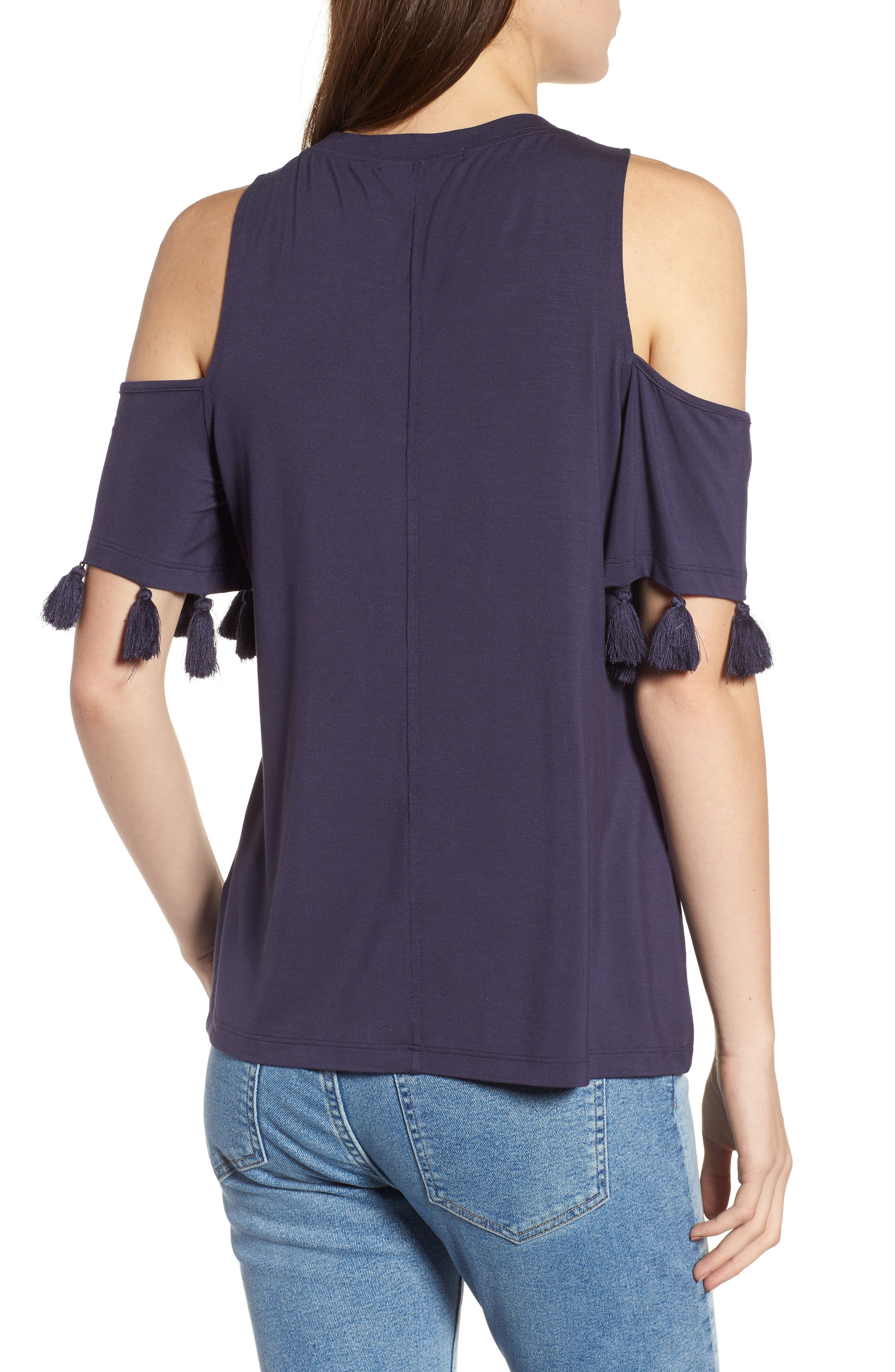 Alternate Image 2  - Rebecca Minkoff Theora Cold Shoulder Tee