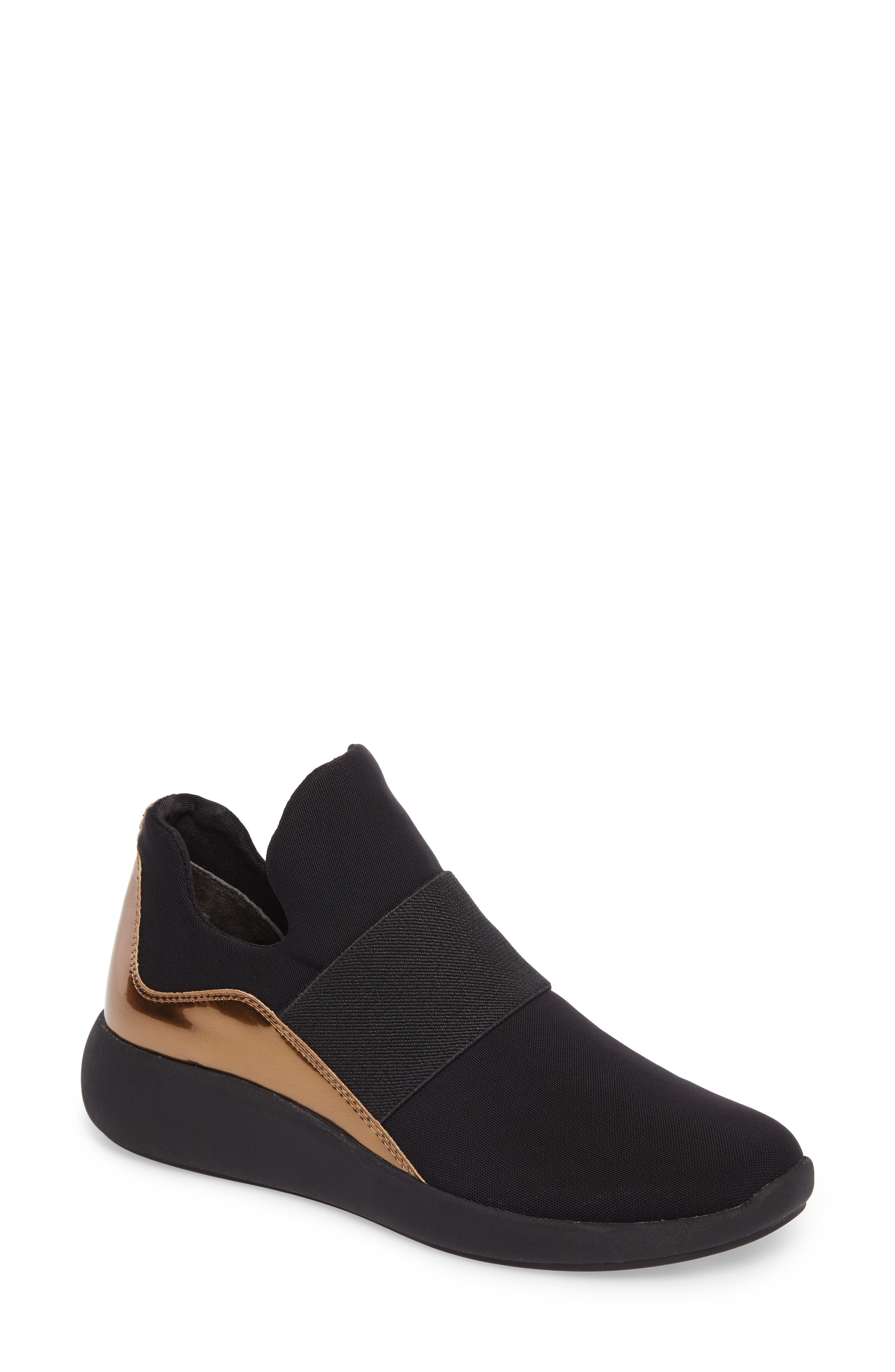Alternate Image 1 Selected - Donna Karan Cory Slip-On Sneaker (Women)