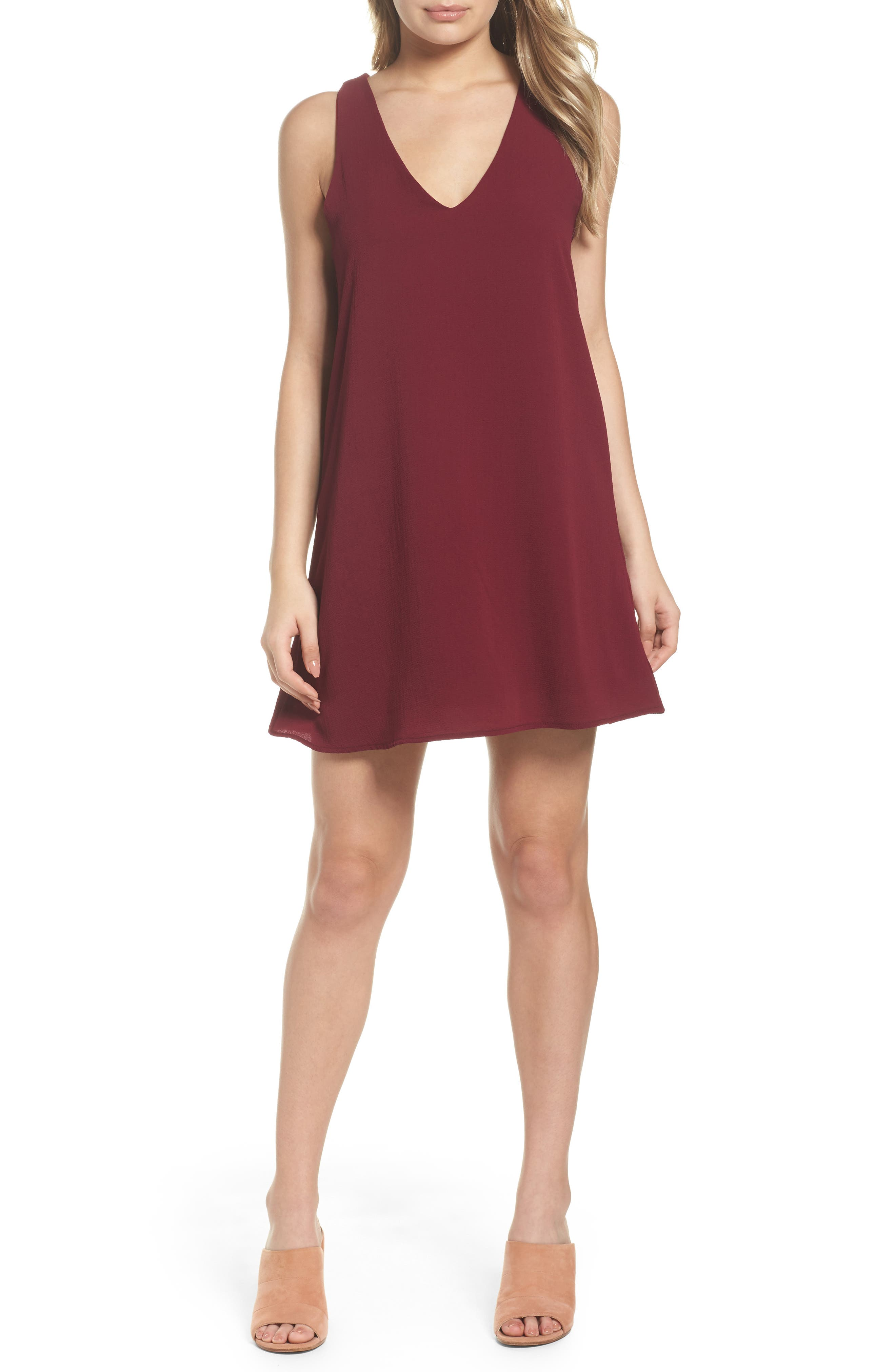 Alternate Image 1 Selected - Mary & Mabel Tank Dress