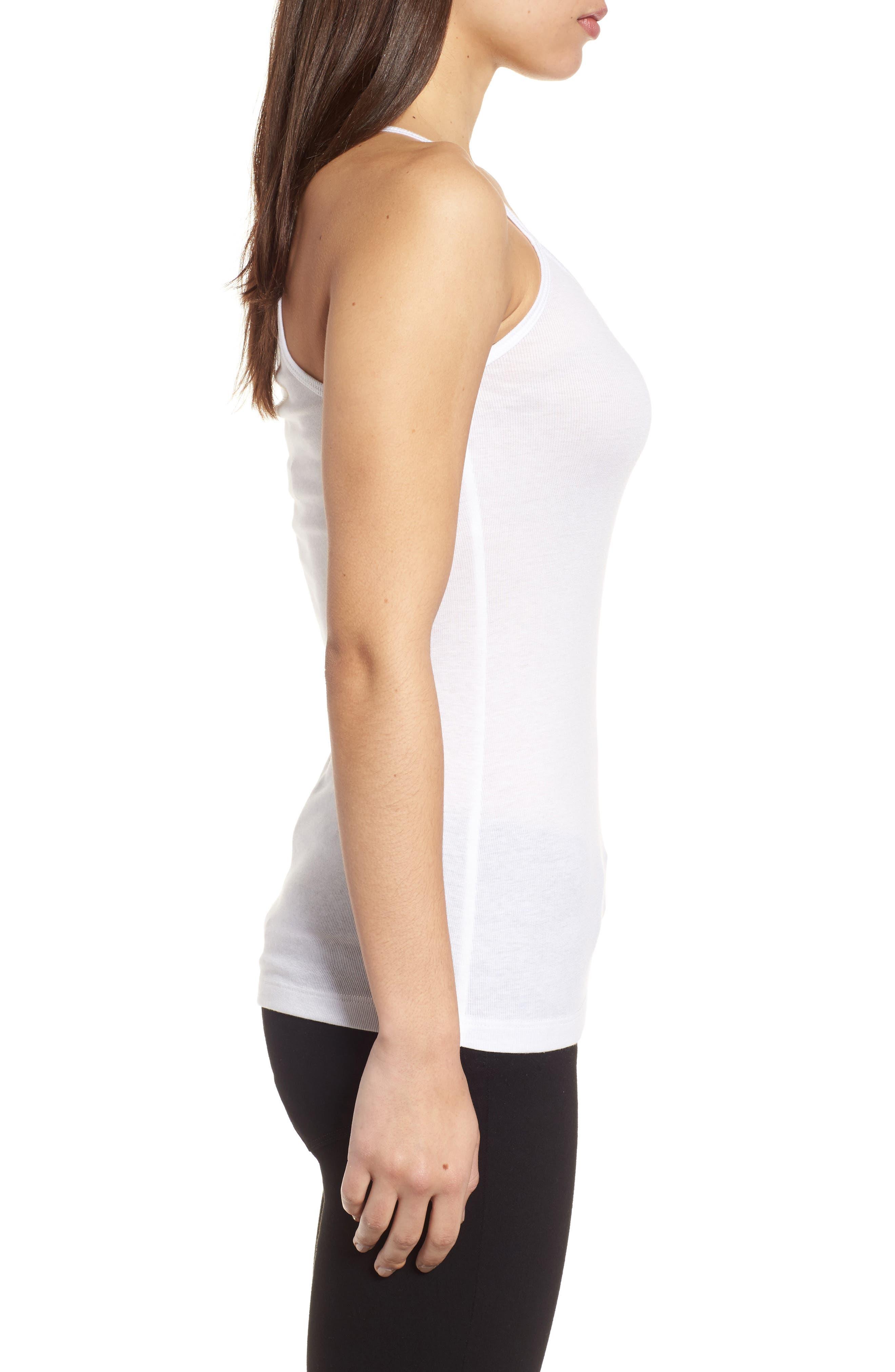 Alternate Image 3  - Eileen Fisher Stretch Tencel® Layering Tank