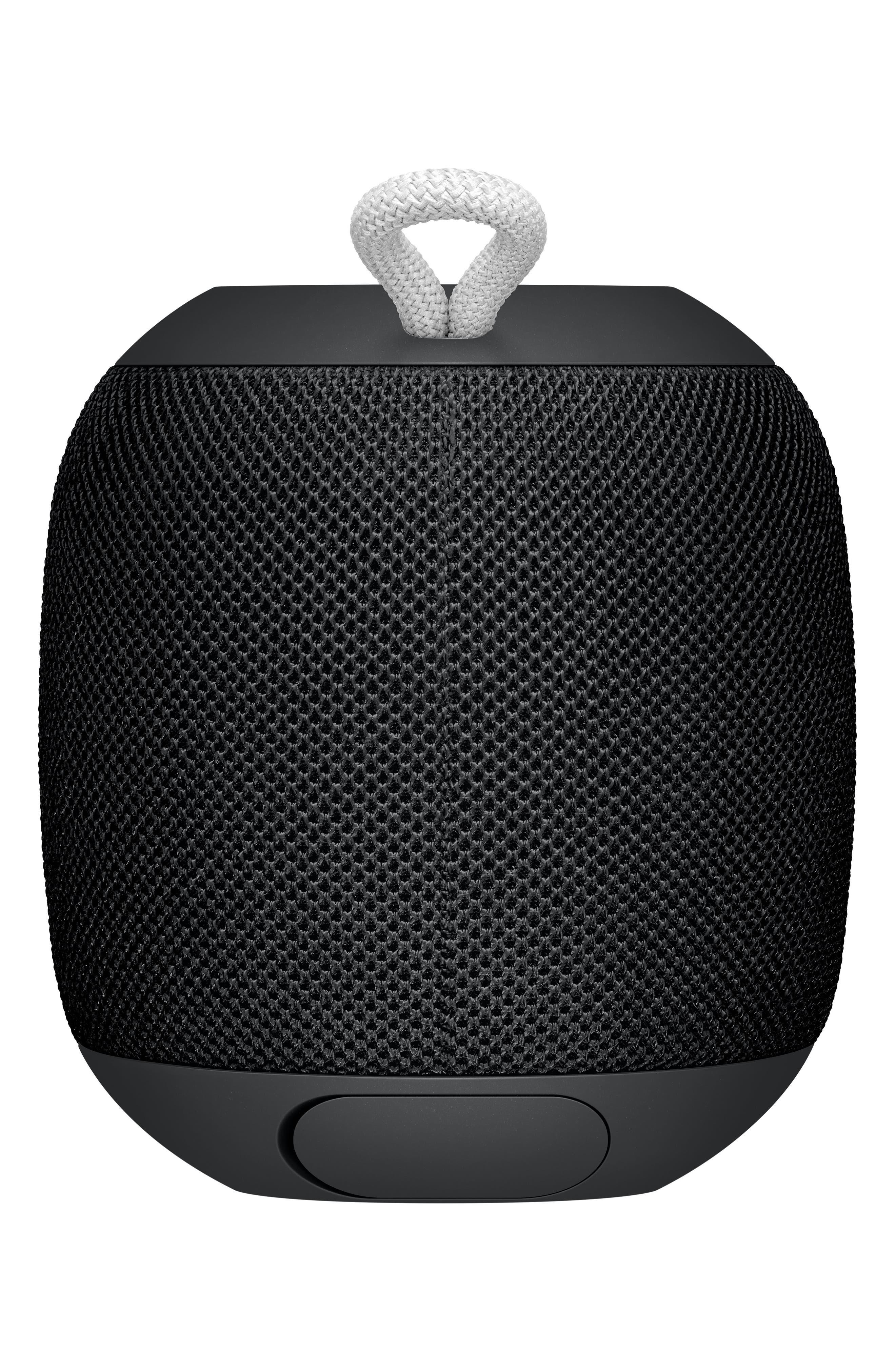 Ultimate Ears Wonderboom Portable Waterproof Bluetooth Speaker,                             Alternate thumbnail 3, color,                             Phantom Black
