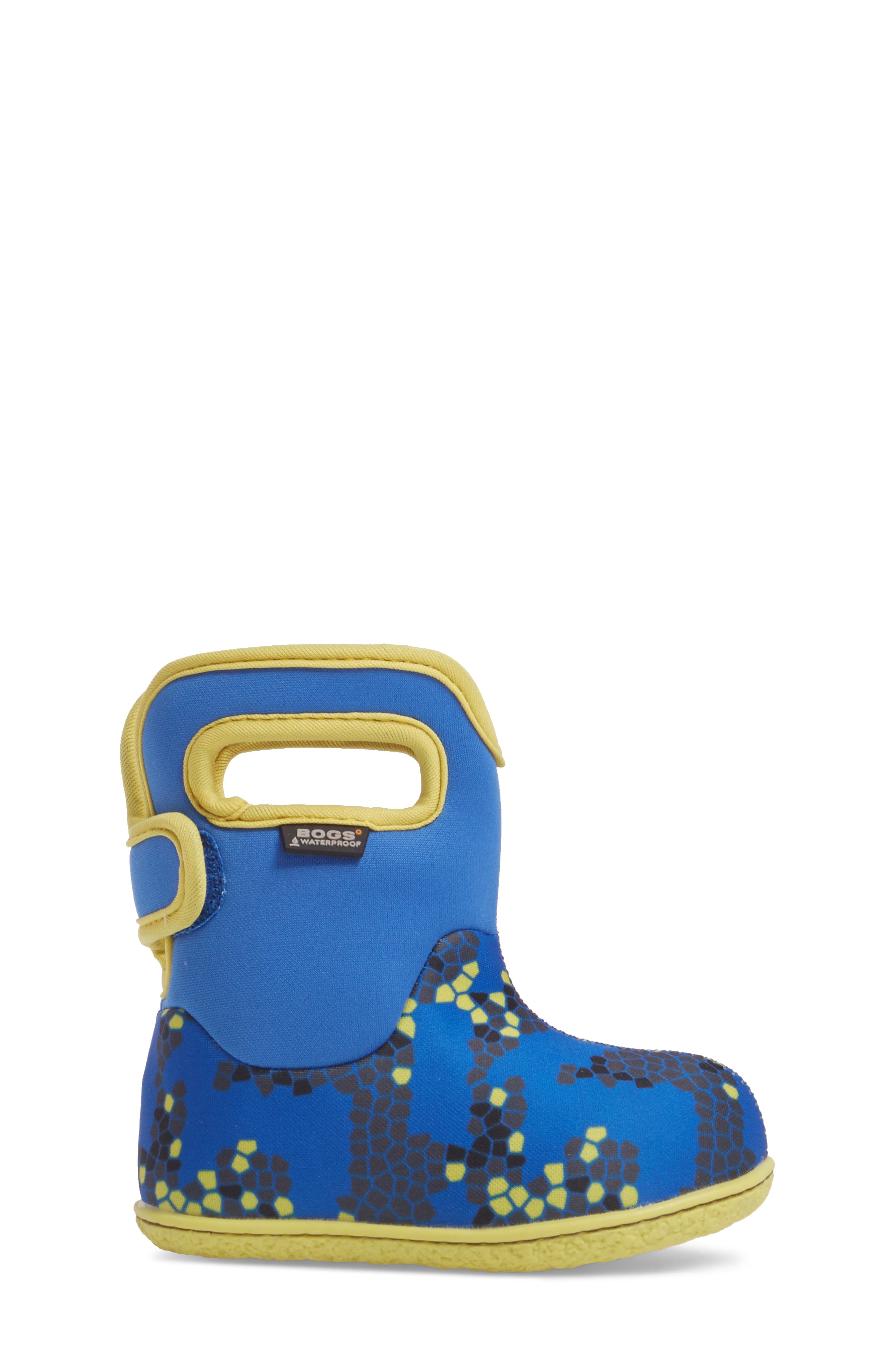 Alternate Image 3  - Bogs Baby Bogs Classic Axel Washable Insulated Waterproof Boot (Baby, Walker & Toddler)