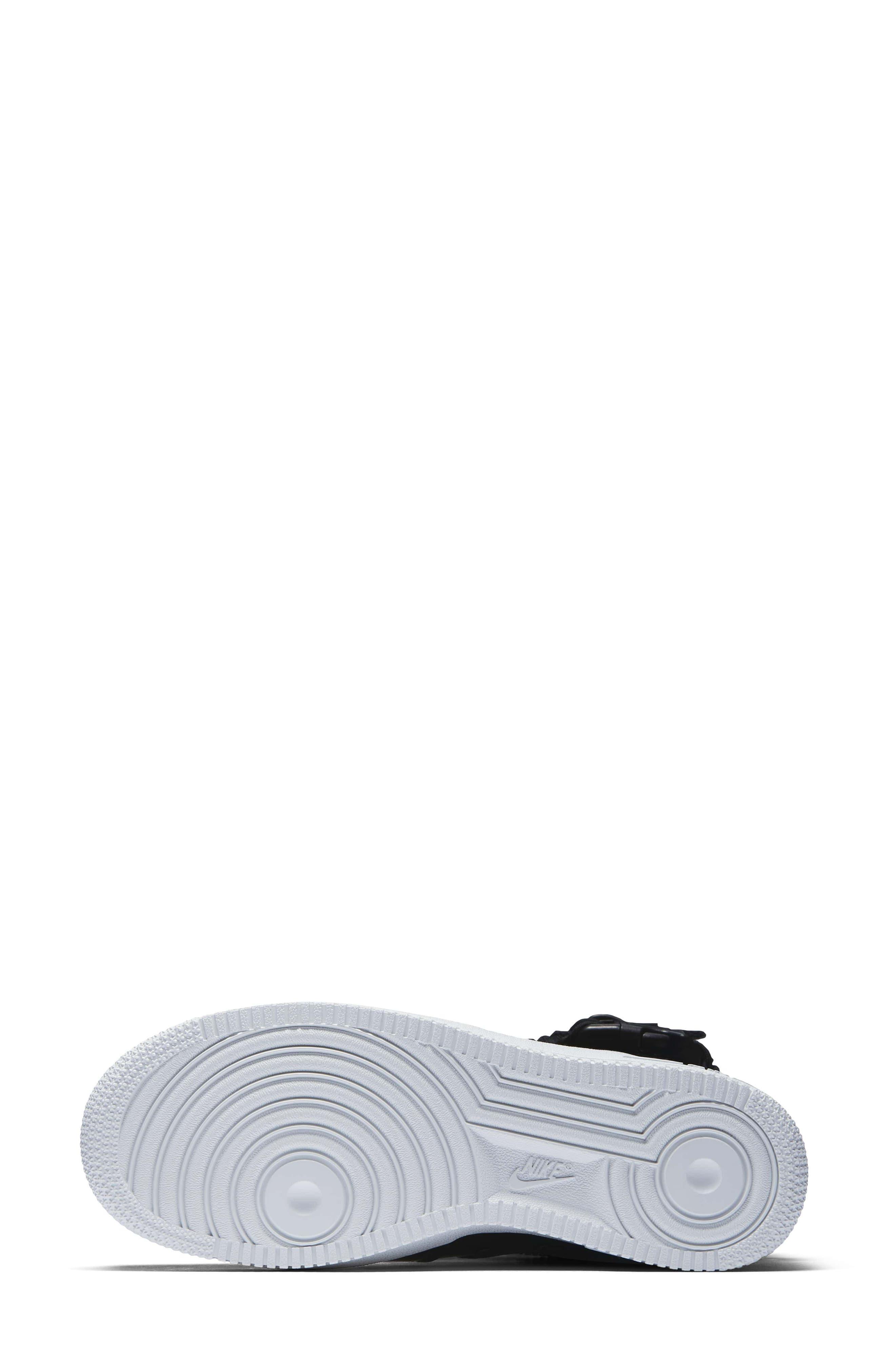 Alternate Image 6  - Nike SF Air Force 1 High Top Sneaker (Women)