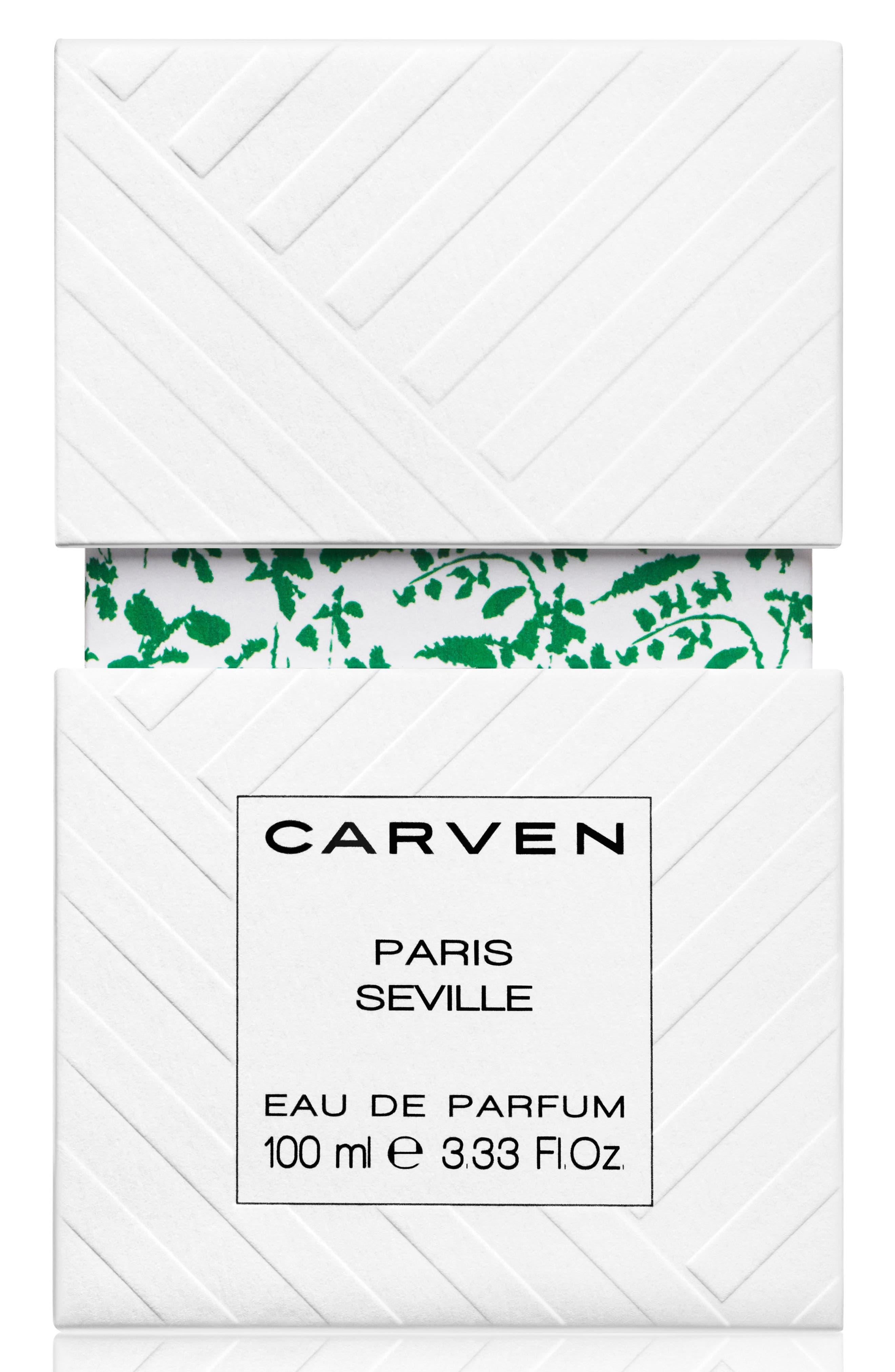 Alternate Image 6  - Carven Séville Eau de Parfum