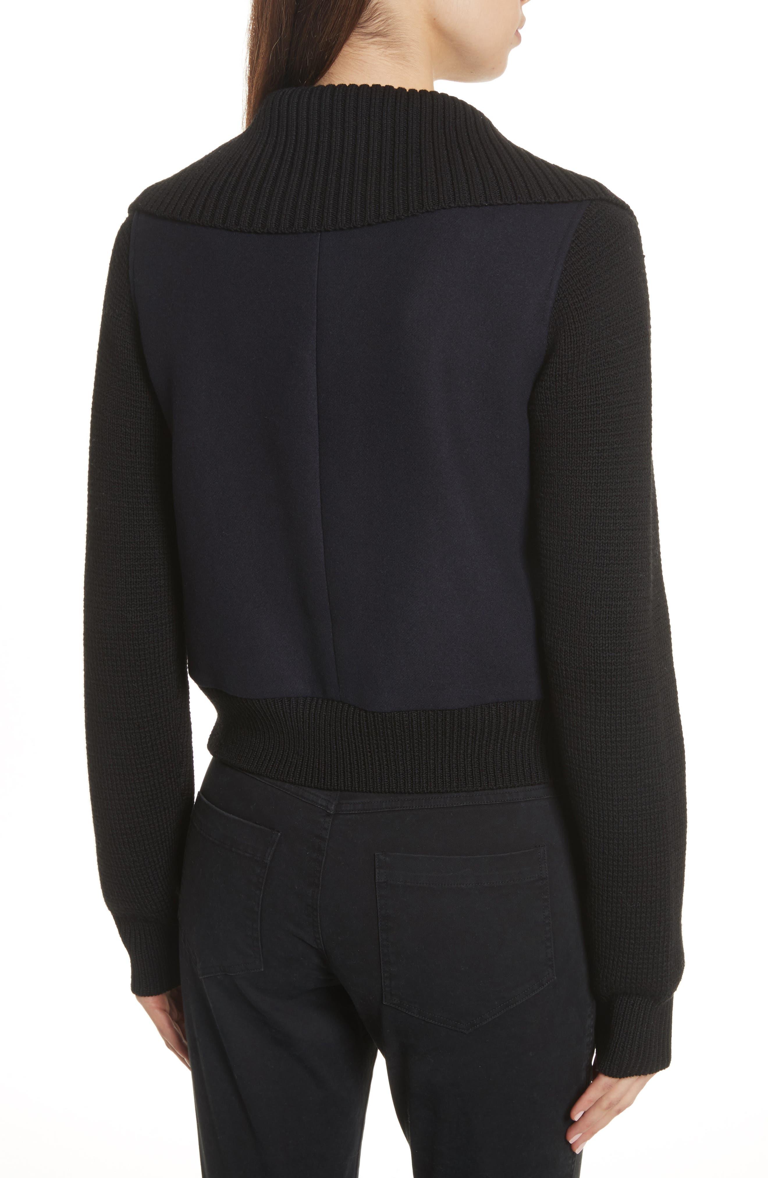 Alternate Image 2  - A.L.C. Bryant Merino Wool Blend Jacket