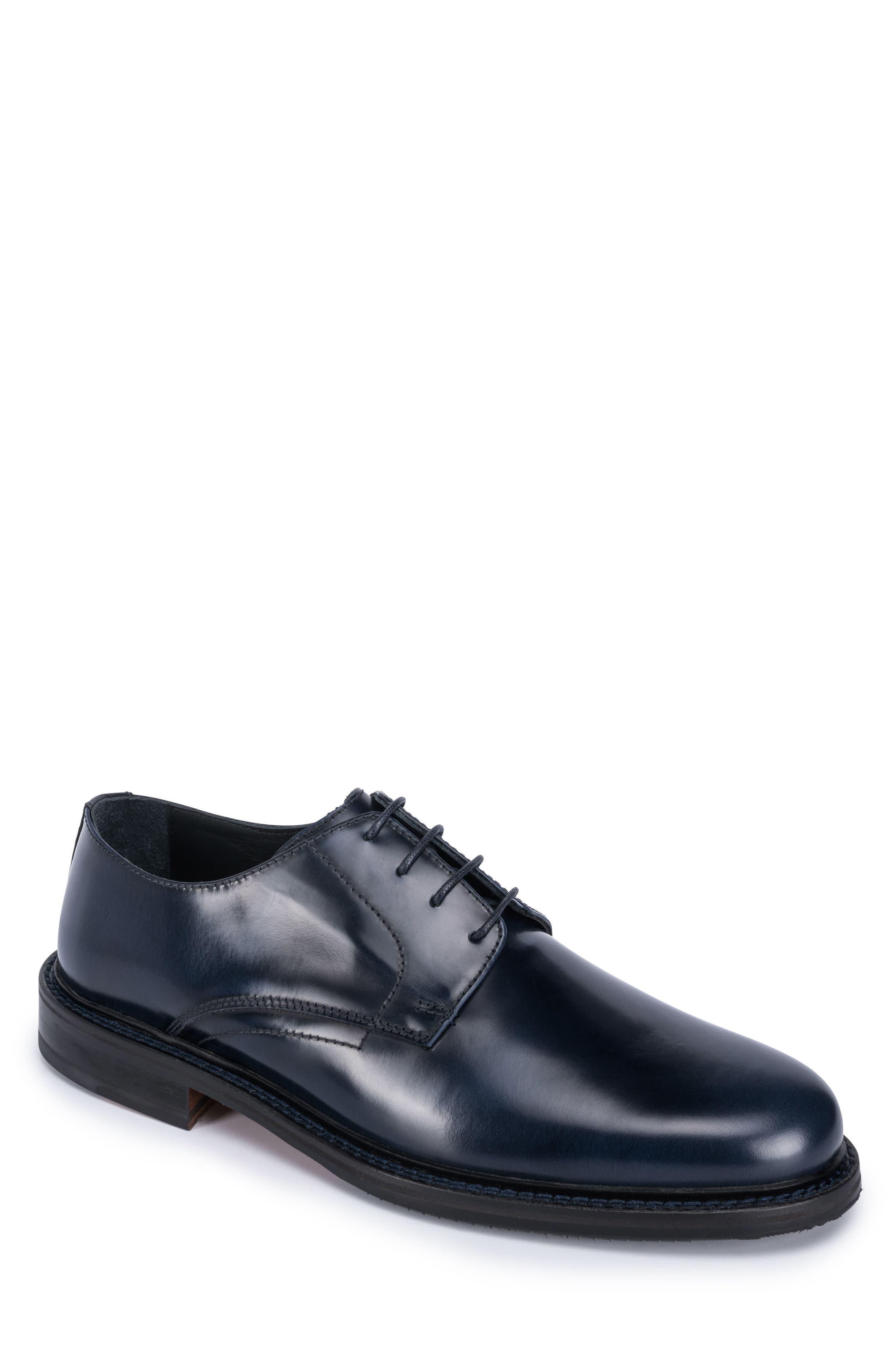 Bugatchi Palermo Plain Toe Derby (Men)