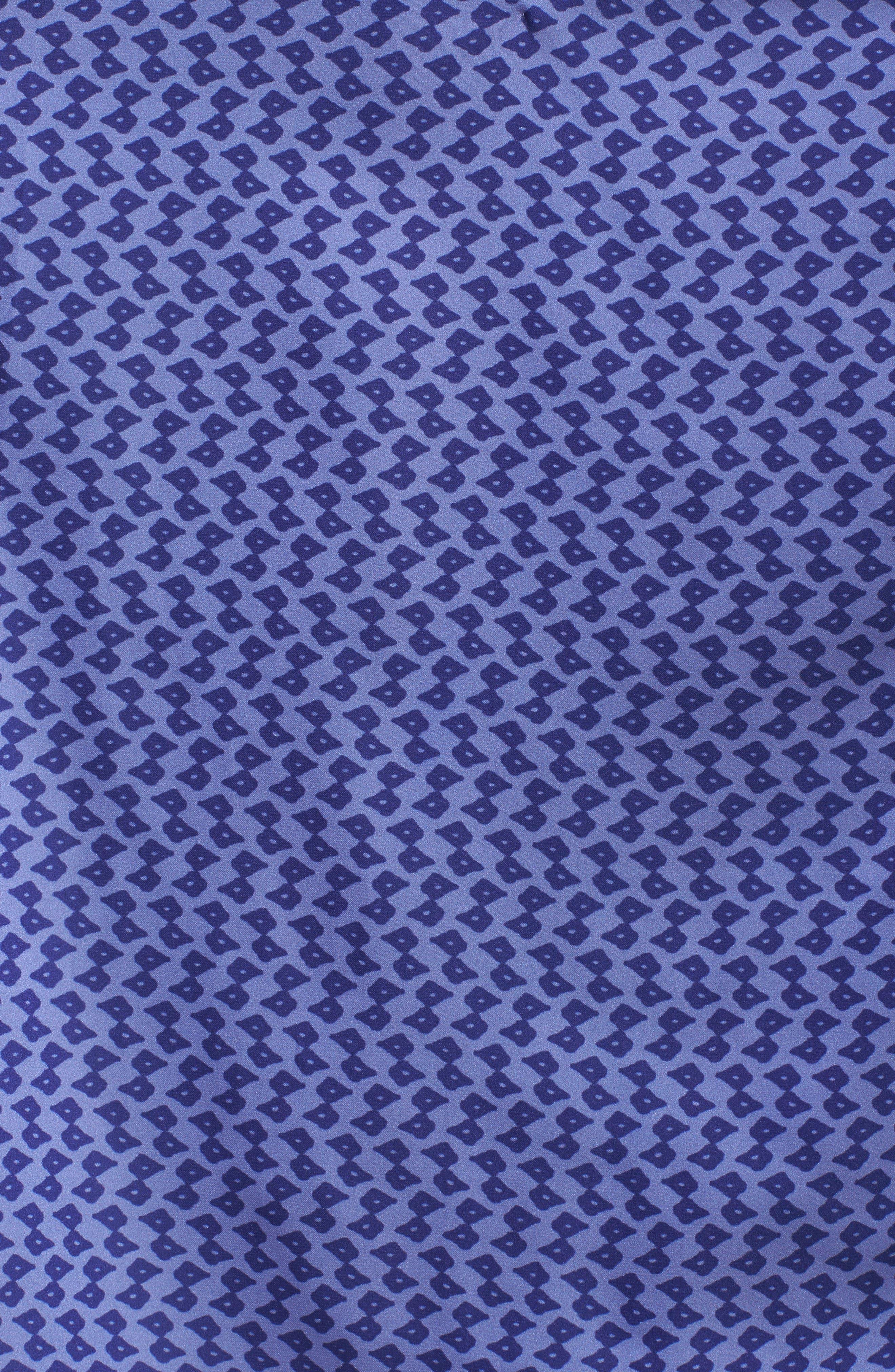 Alternate Image 6  - Bed to Brunch Satin Robe
